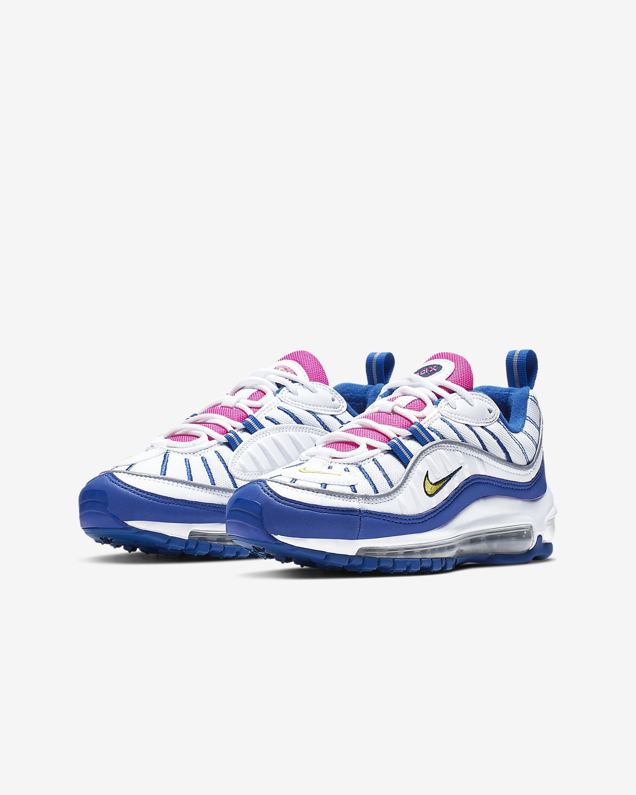 d327293b47 Nike Air Max 98 Older Kids' Shoe. Nike.com GB