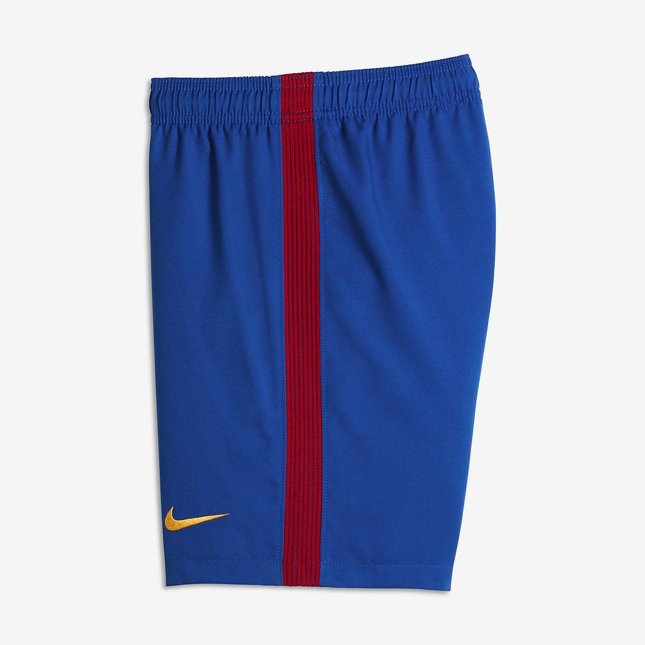 216d628f3 Older Kids  Football Shorts. 2016 17 FC Barcelona Stadium Home Away Third  Goalkeeper