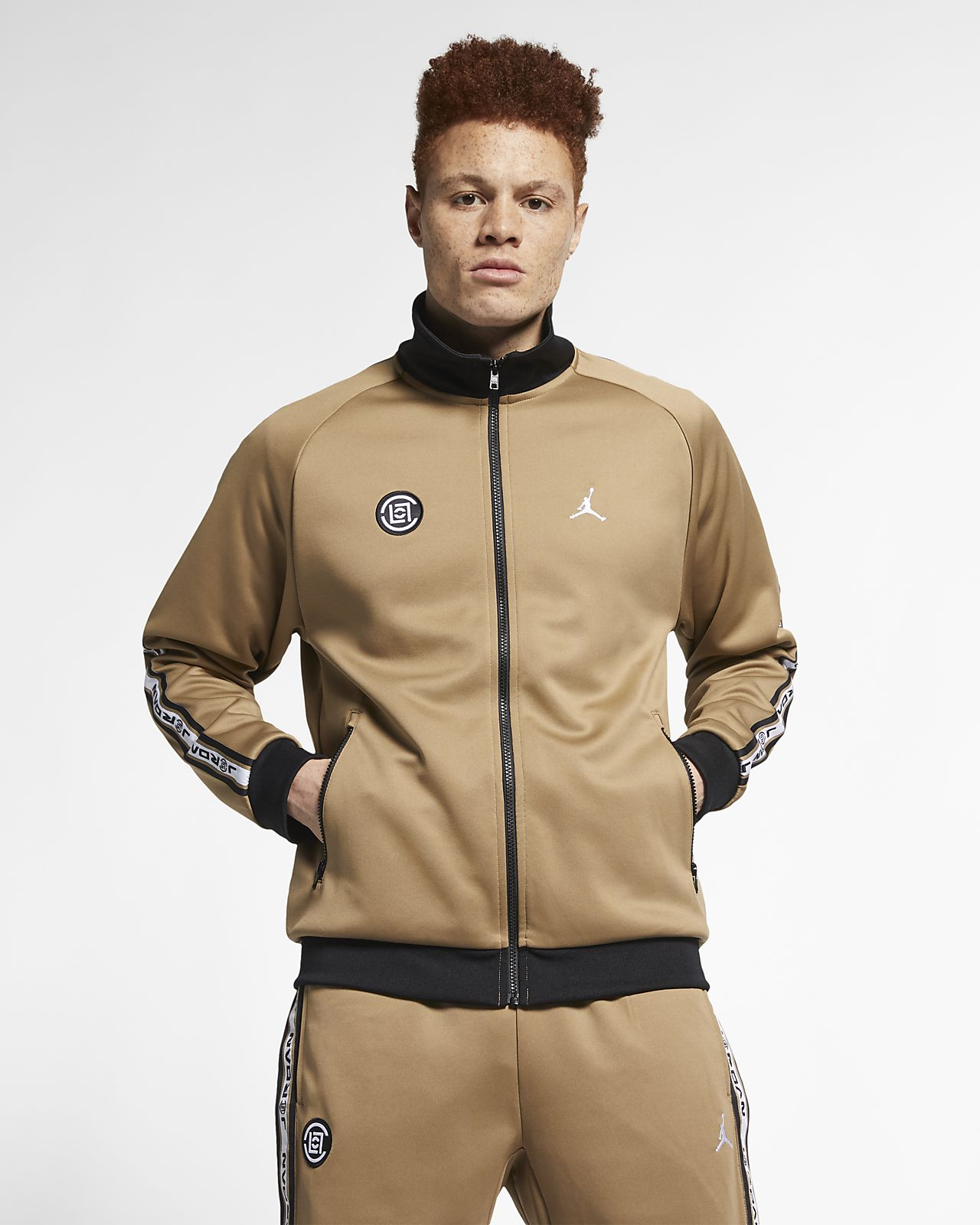 ceae4000354e12 Jordan x CLOT Men s Tricot Jacket. Nike.com PT