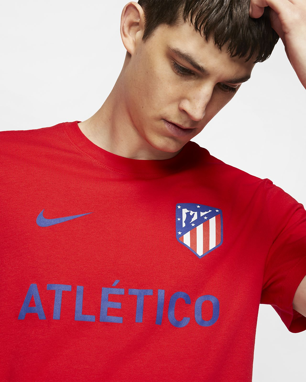 t shirt nike atlético de madrid