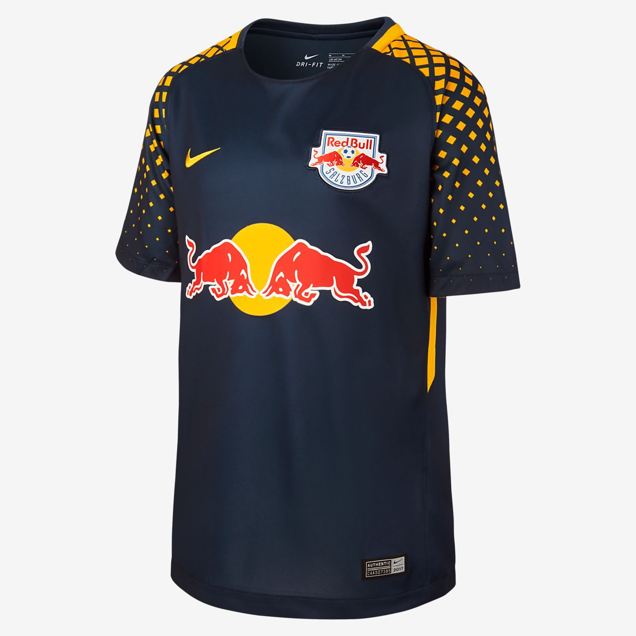 2017 18 FC RB Salzburg Stadium Home Away Camiseta de fútbol - Niño a ... d8eaaf17525