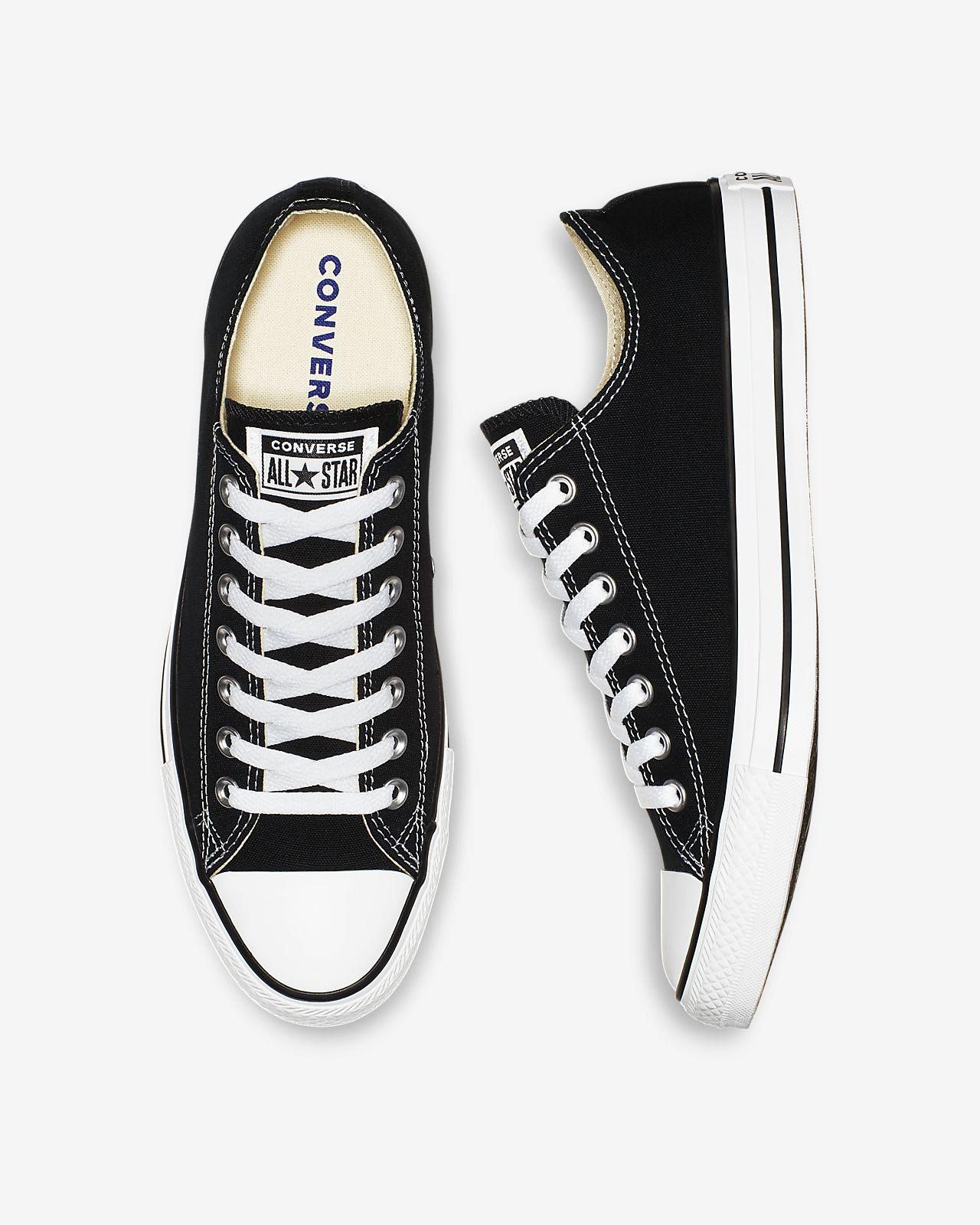 6f5901f64933 Converse Chuck Taylor All Star Low Top Unisex Shoe. Nike.com