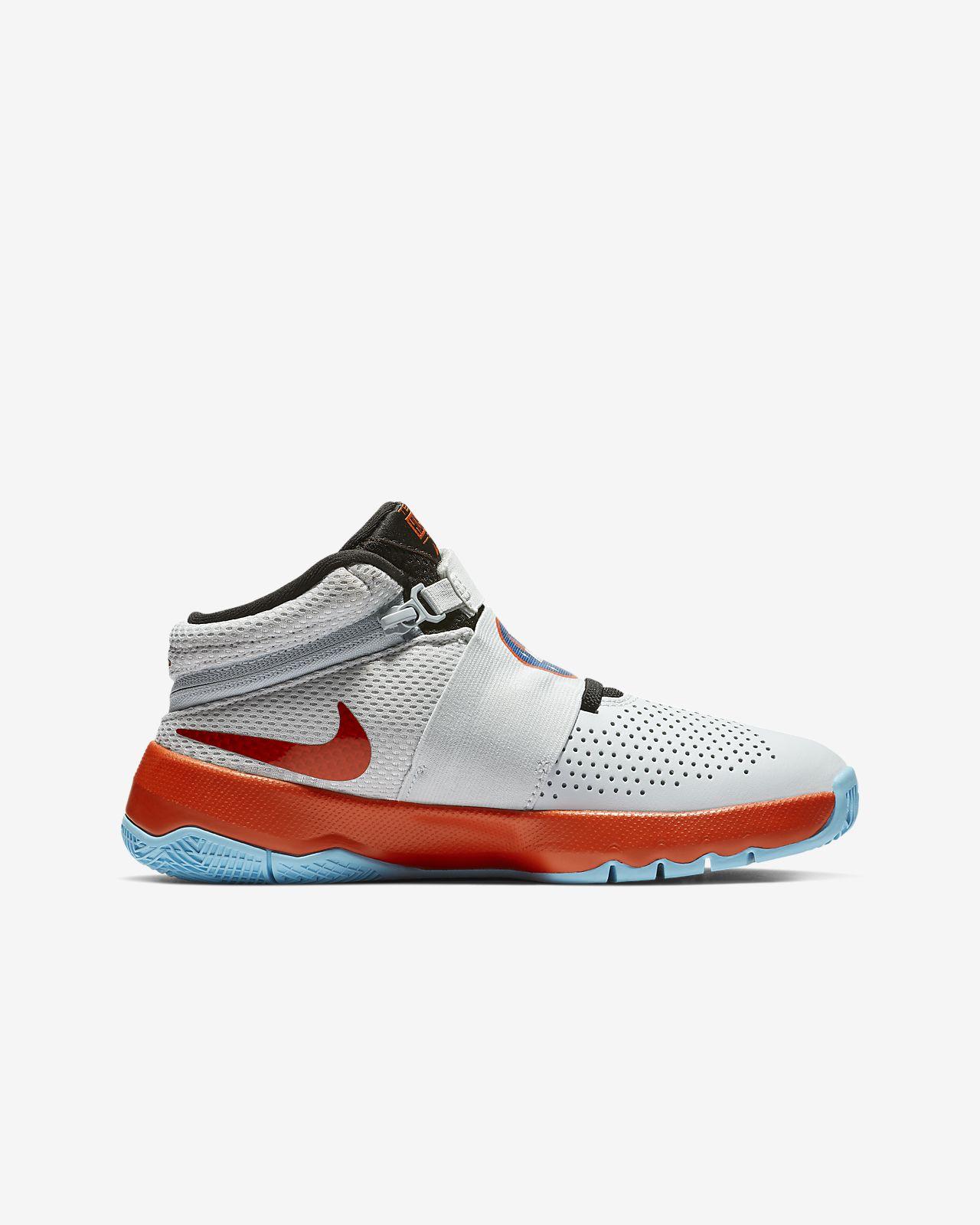 3e311efcdd29 Nike Team Hustle D 8 FlyEase Older Kids  Basketball Shoe. Nike.com ZA