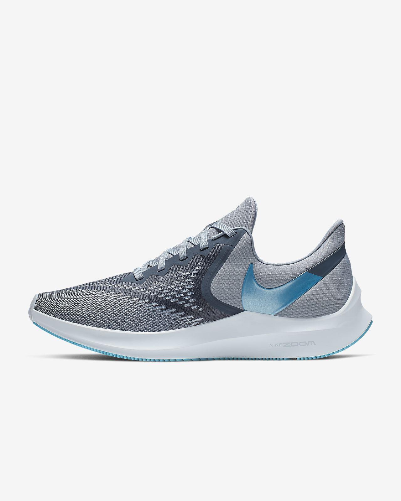 Nike Zoom Winflo 6 男子跑步鞋