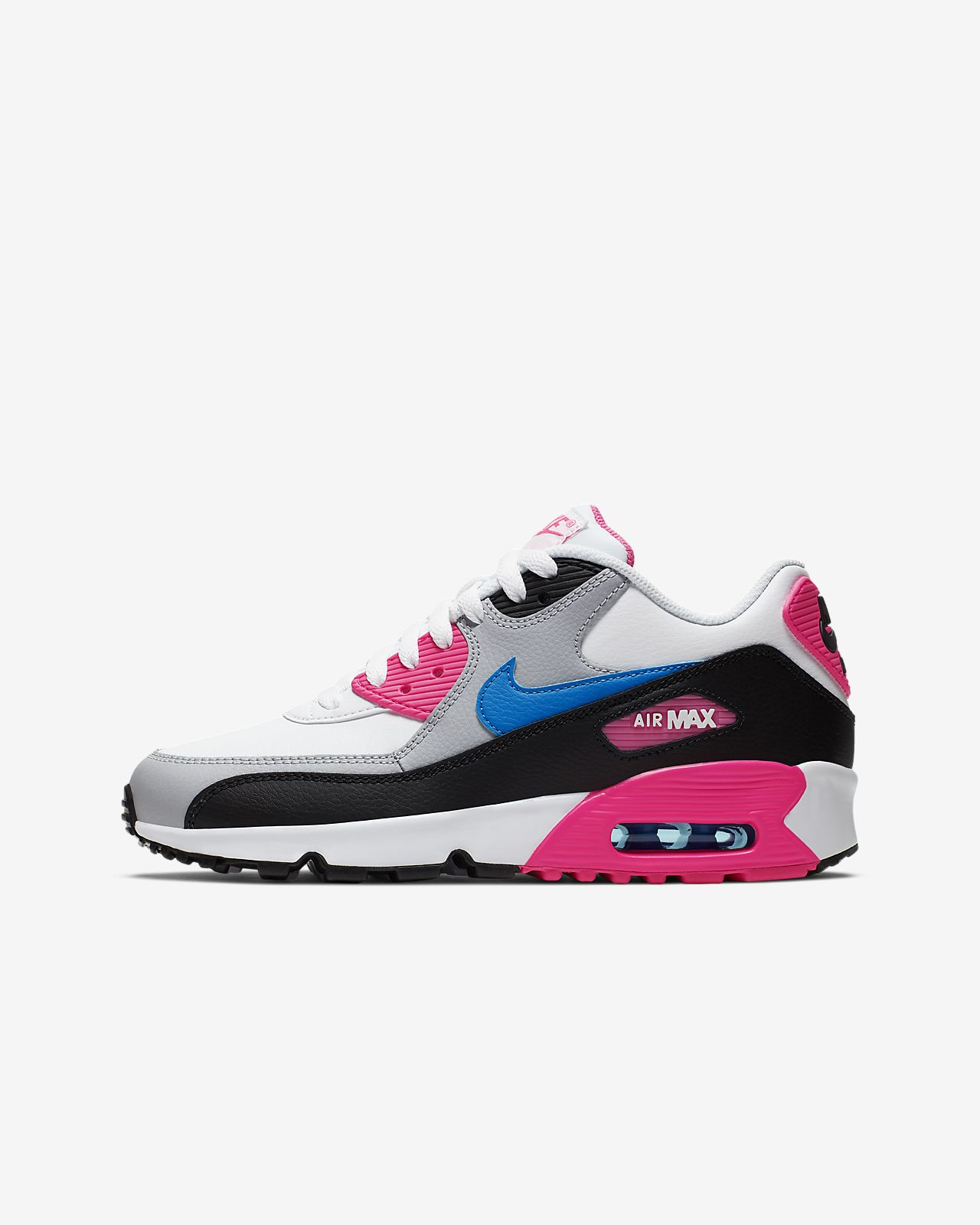 Air Max 90 Leather Girls Youth