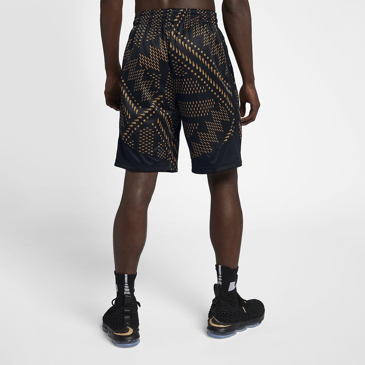 Men's LeBron Elite - Basketball Shorts VS952351a