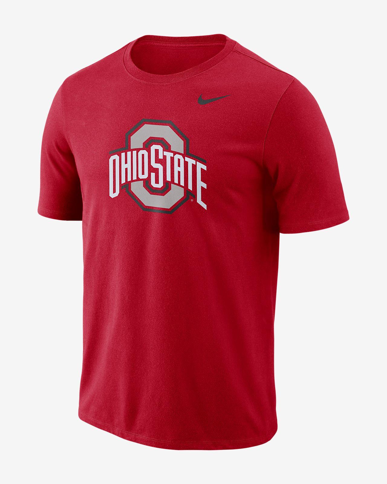 Nike College Logo (Ohio State) Men's T-Shirt