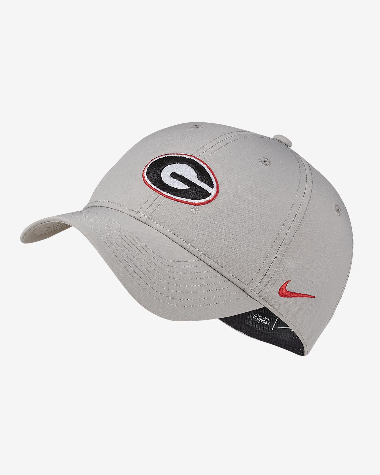 Nike College Legacy91 (Georgia) Adjustable Hat