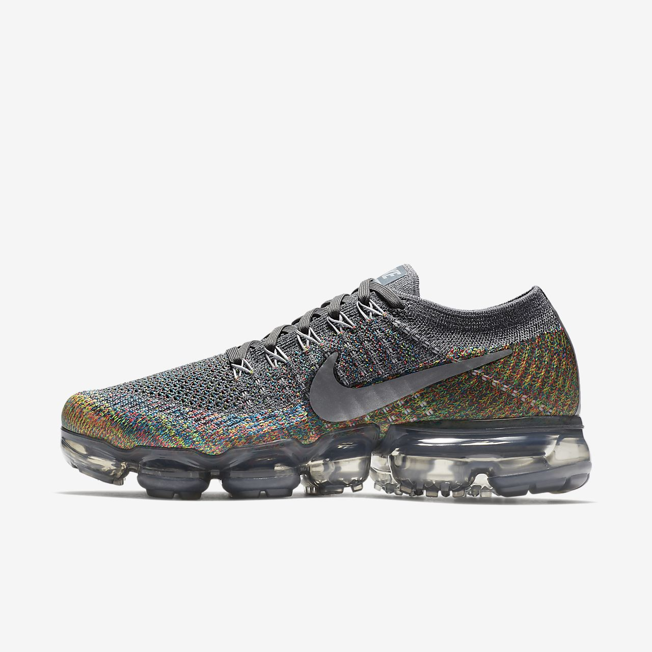stikkontakt sko all rød nike air vapormax