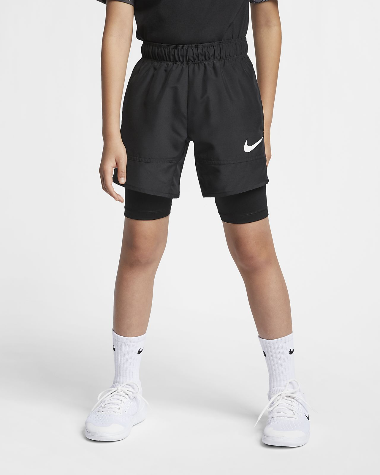 Nike Hybrid-Trainingsshorts für ältere Kinder (Jungen)