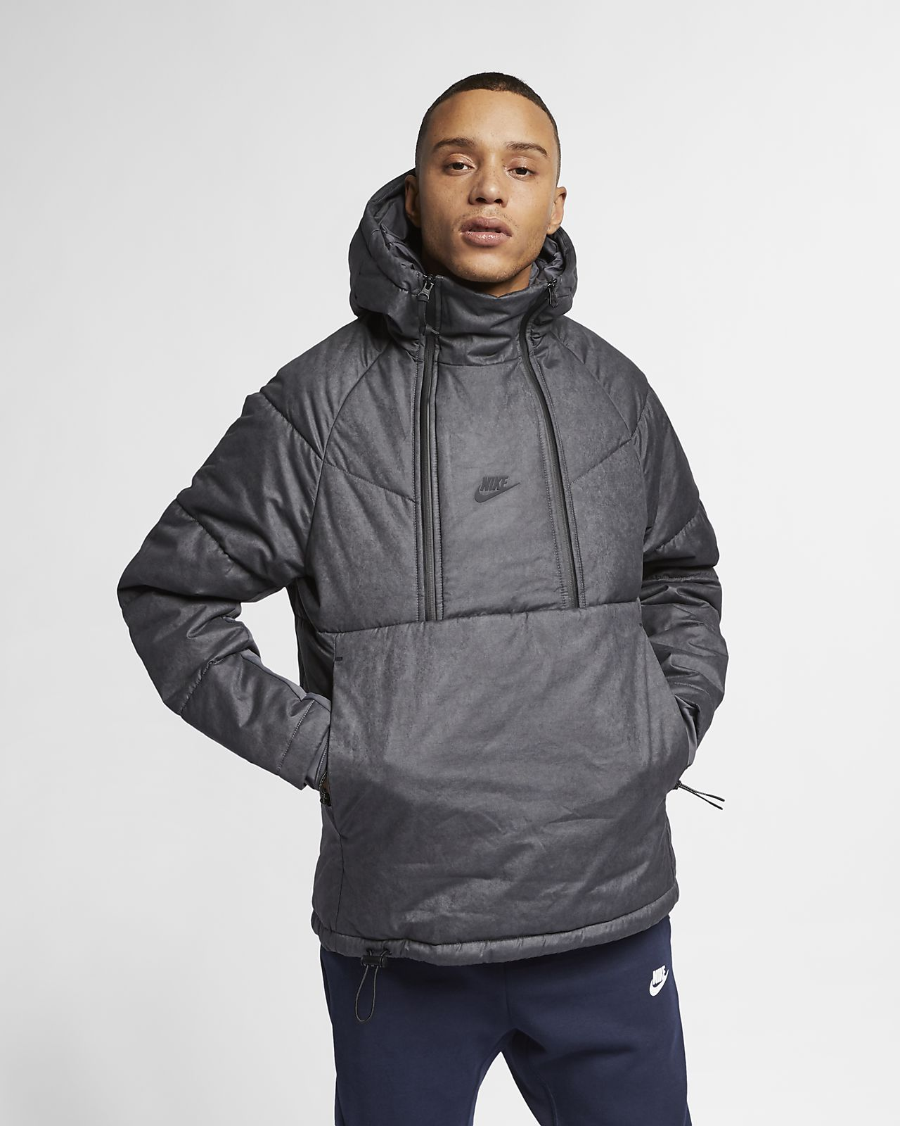 cd9c89a91acb7 Giacca con imbottitura sintetica Nike Sportswear Tech Pack - Uomo ...