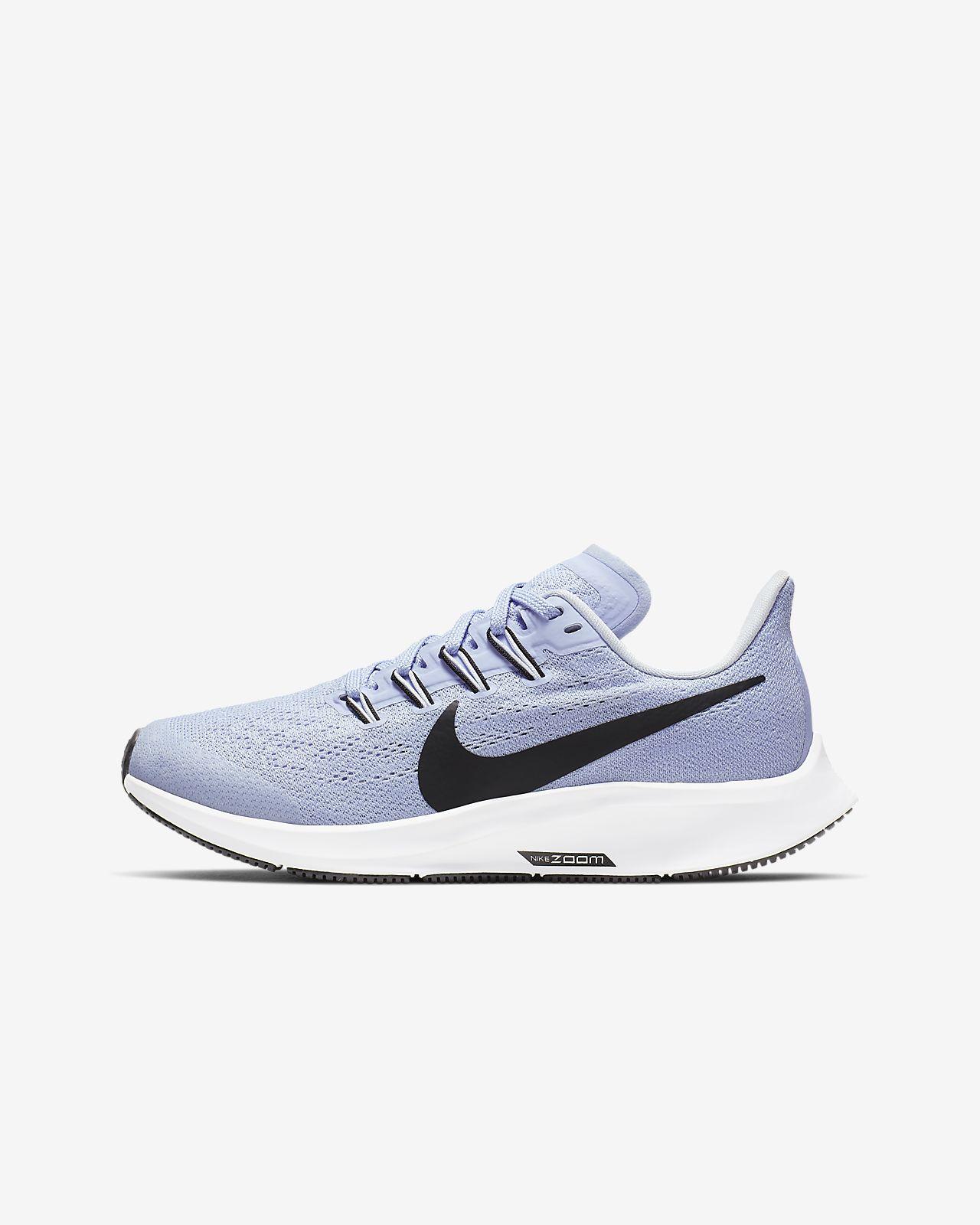 Nike Air Zoom Pegasus 36 futócipő gyerekeknek/nagyobb gyerekeknek