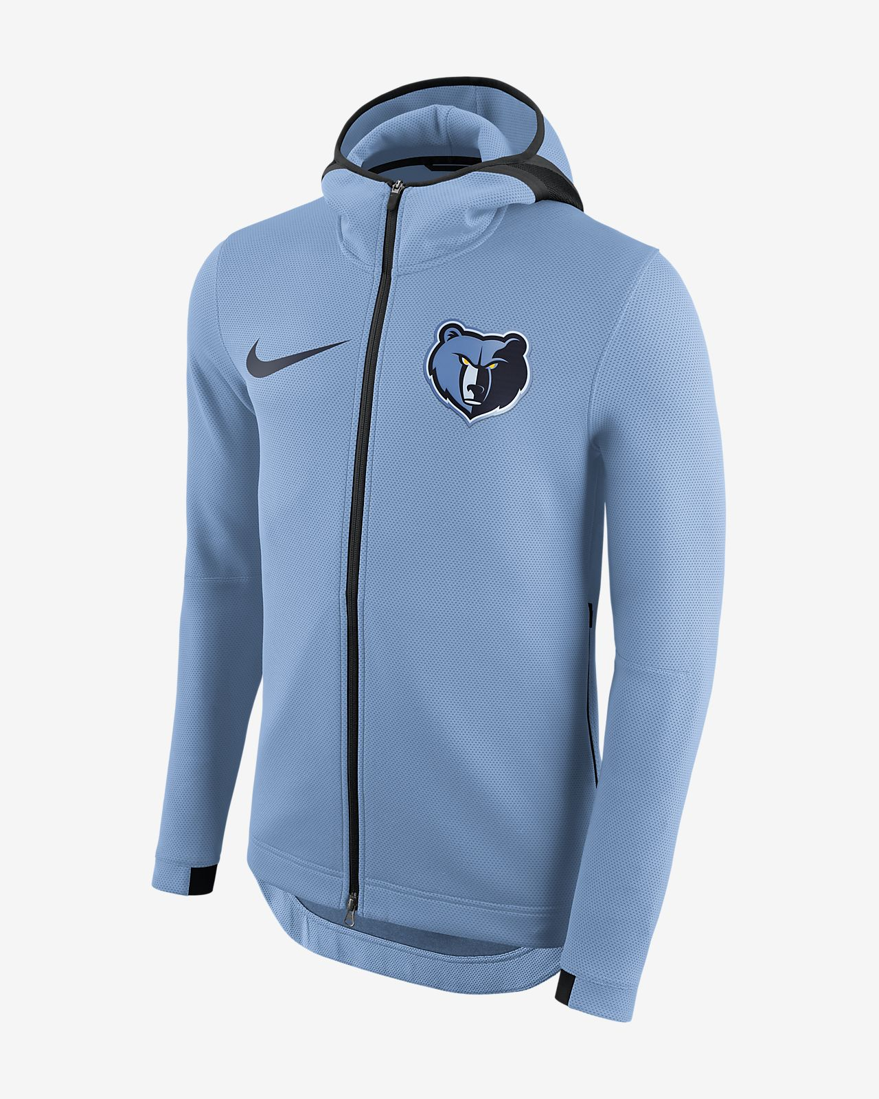 Memphis Grizzlies Nike Therma Flex Showtime Men s NBA Hoodie. Nike ... b30a7bd0c