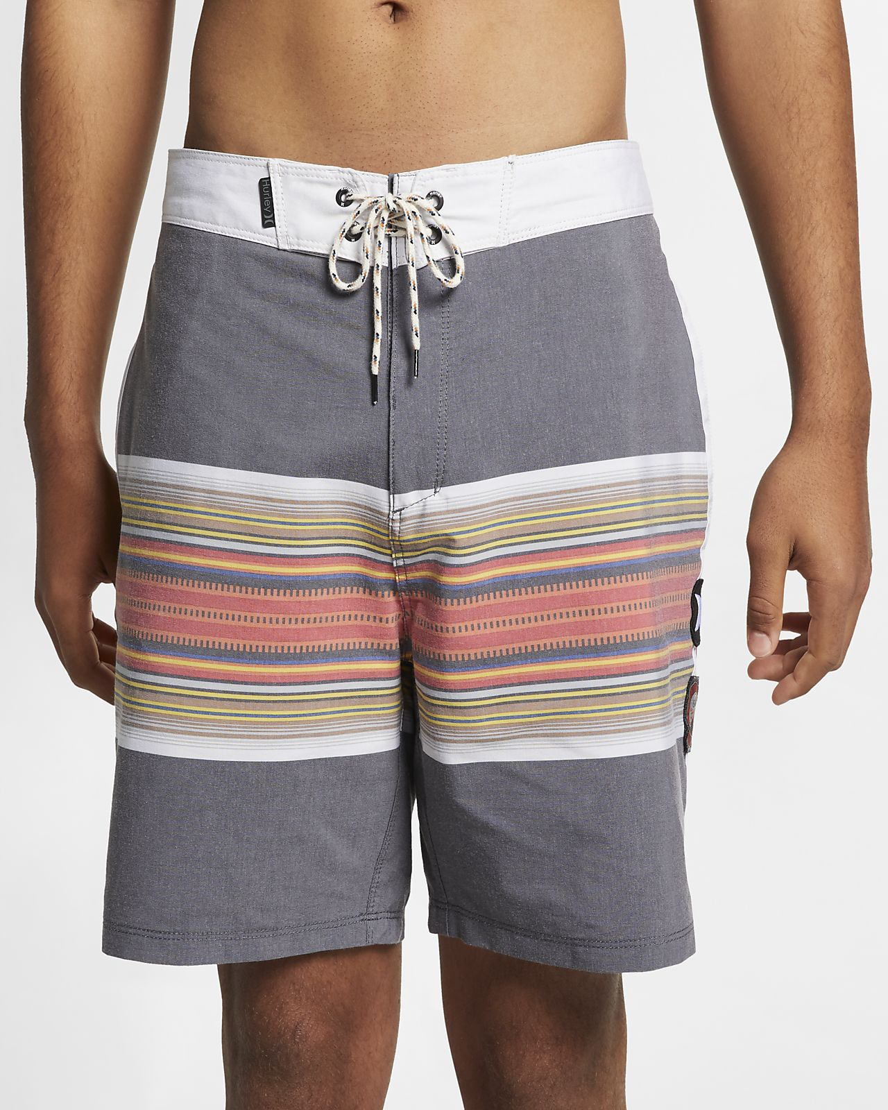 "Hurley Pendleton Acadia Beachside Men's 18"" Board Shorts"