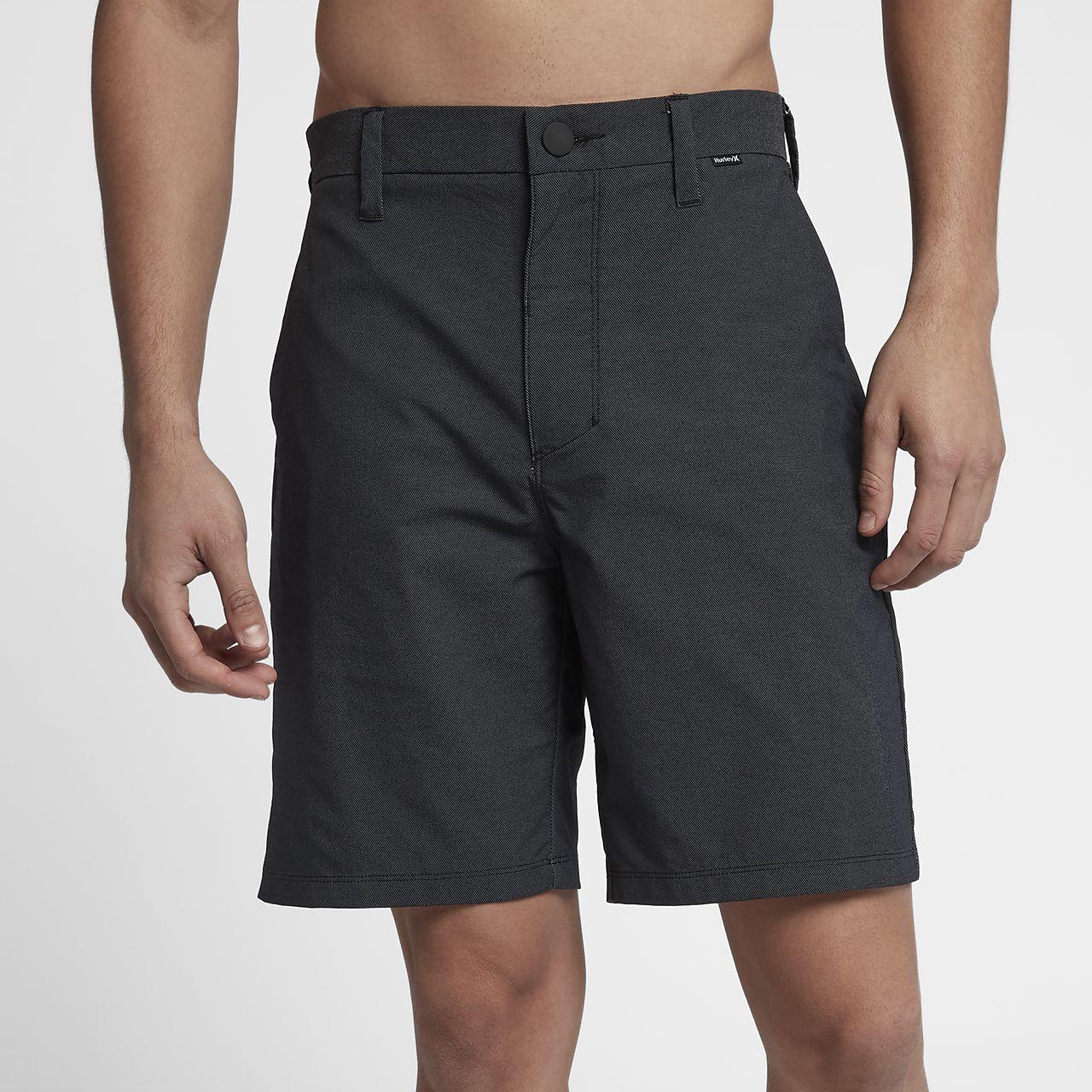 Nike Mens Pants - Nike Hurley Dri-FIT Chino Black D92n5269