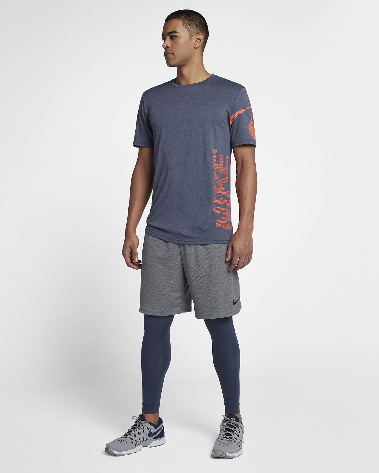 tee shirt musculation homme nike
