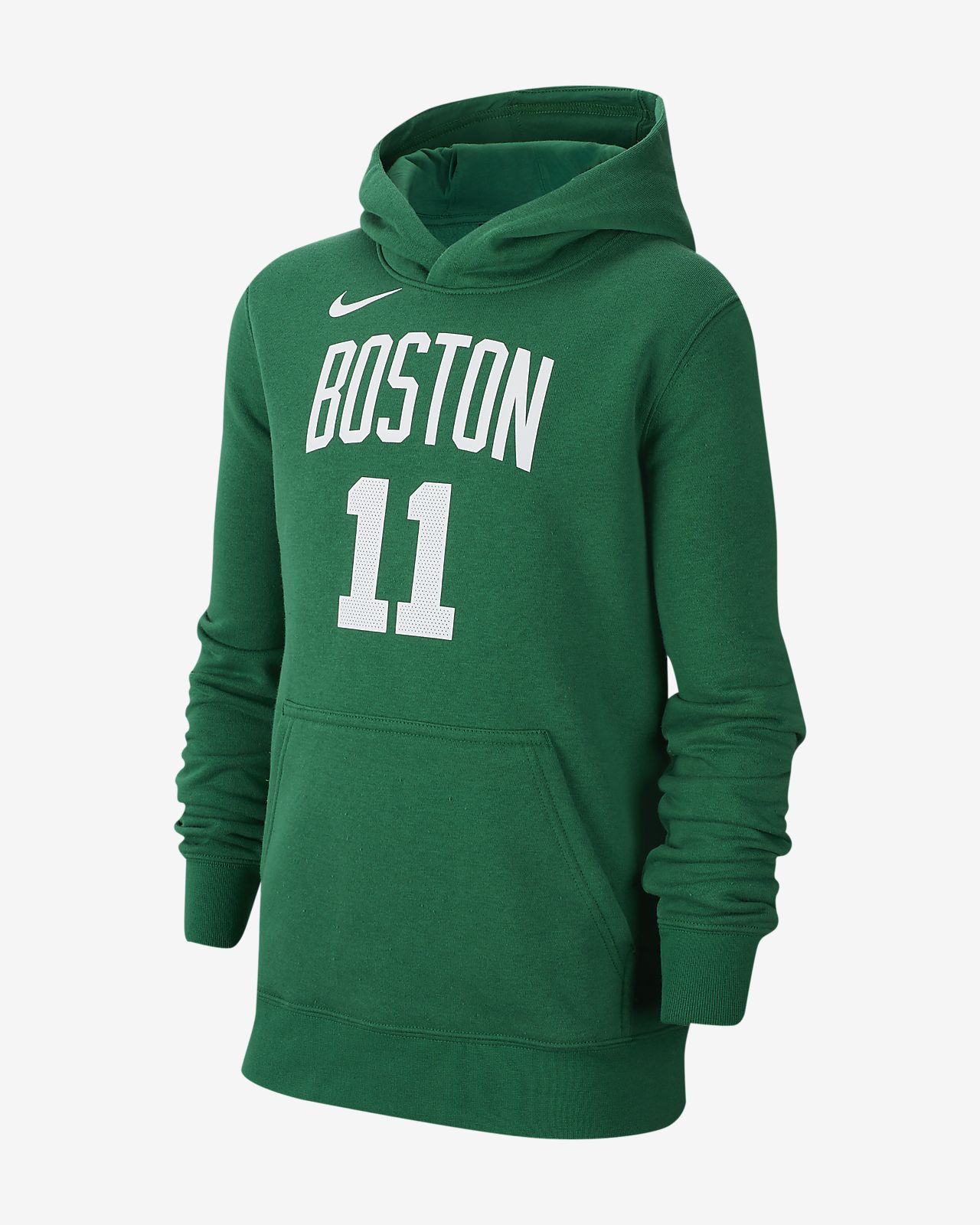 Kyrie Irving Boston Celtics Nike Big Kids' NBA Pullover Hoodie