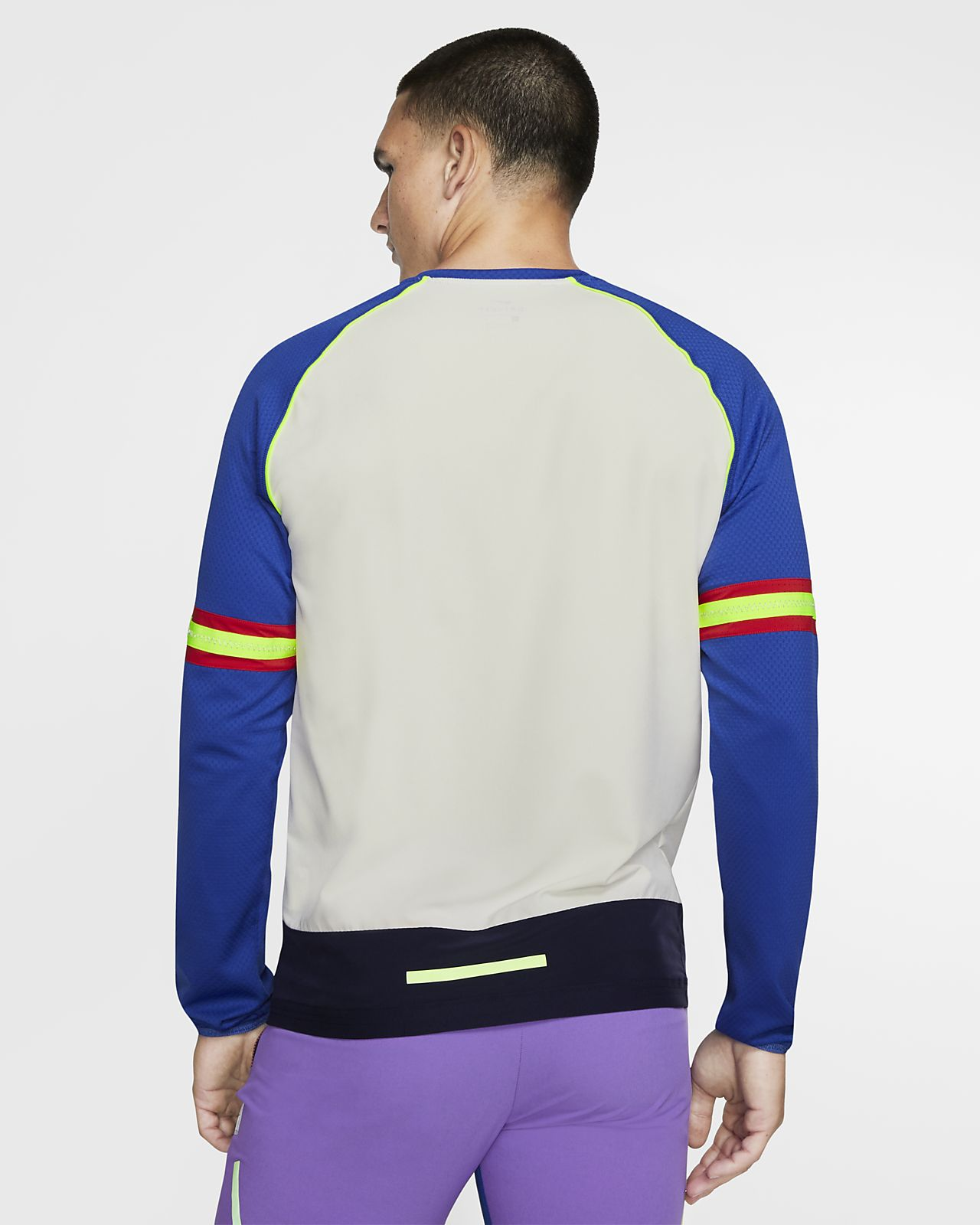 Nike Wild Run Shirt Herren