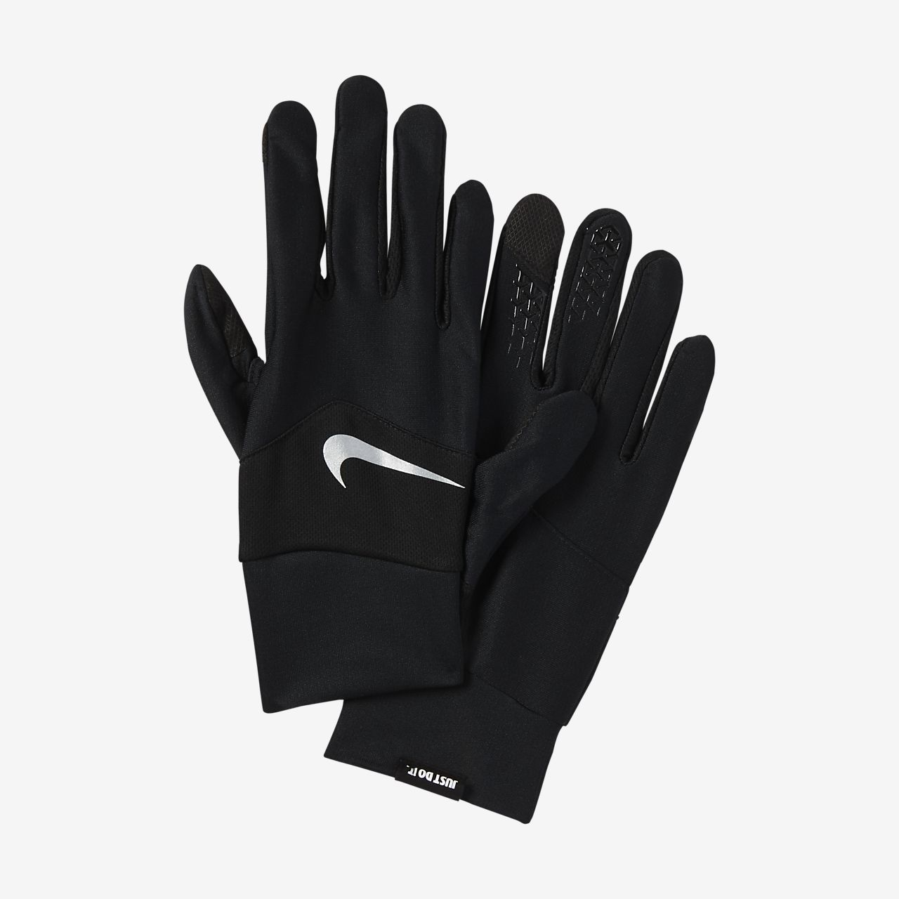 Męskie rękawiczki do biegania Nike Dri FIT Tempo