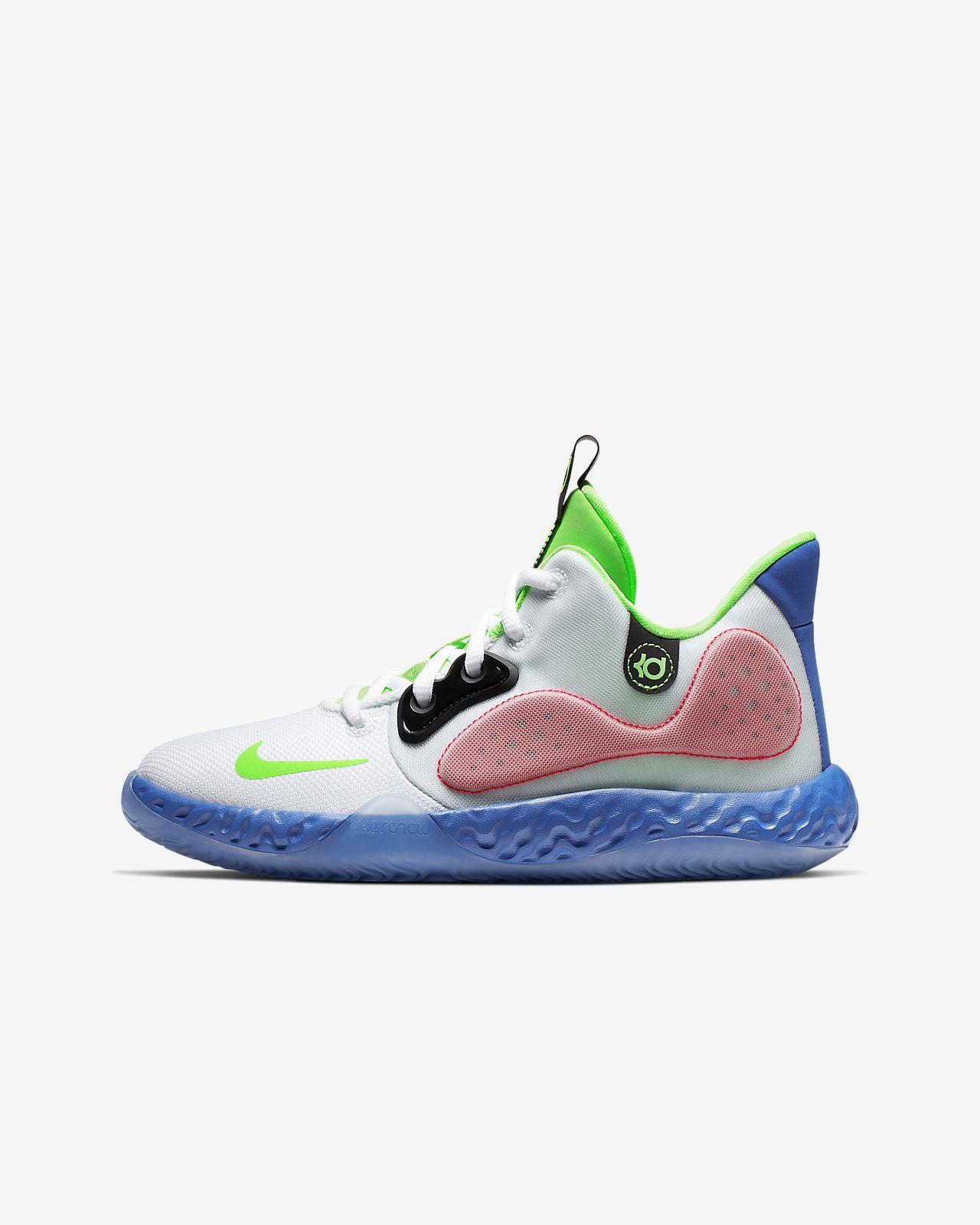 KD Trey 5 VII Big Kids' Basketball Shoe