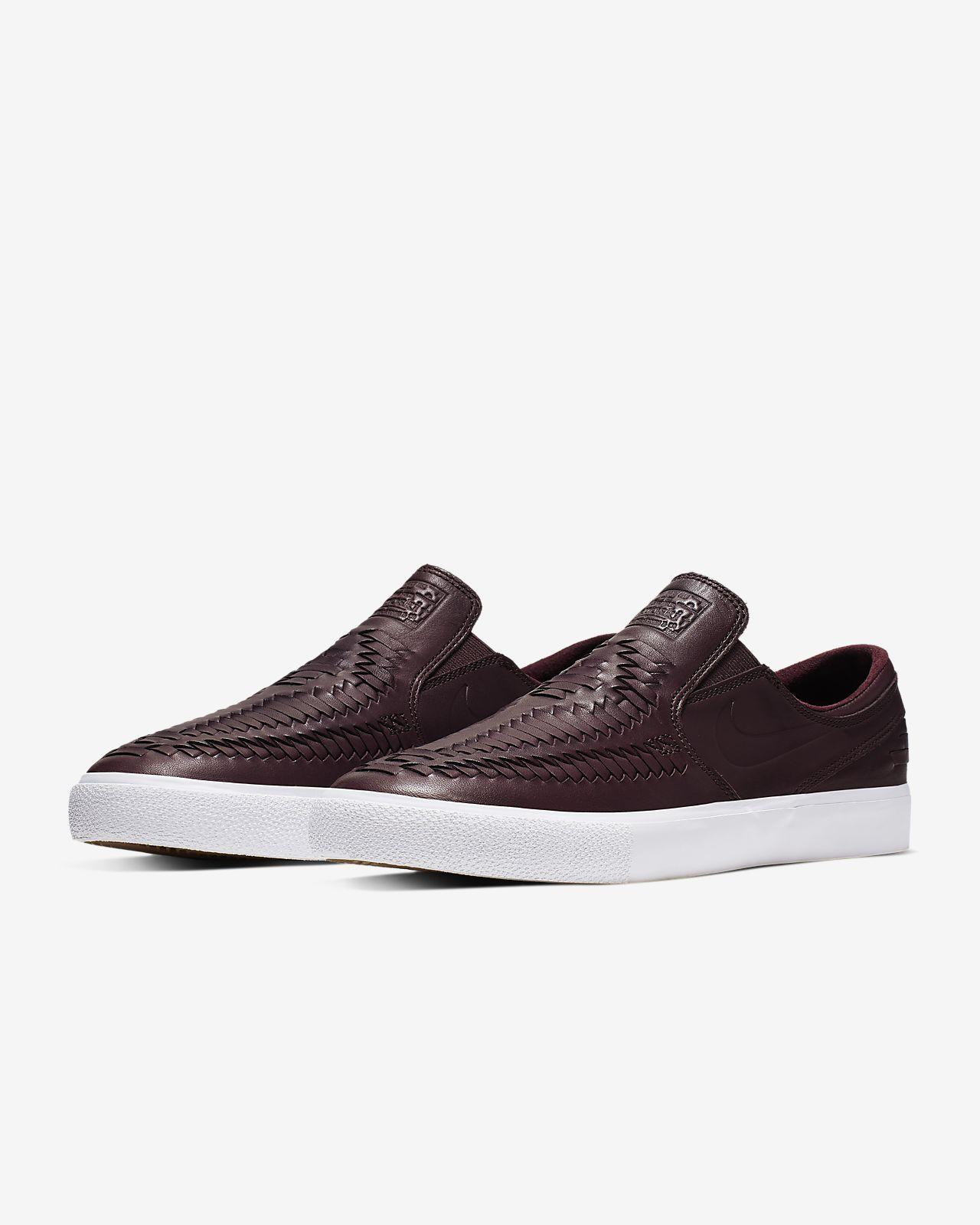 nowy haj gorące nowe produkty sprzedaż usa online Nike SB Zoom Stefan Janoski Slip RM Crafted Skate Shoe