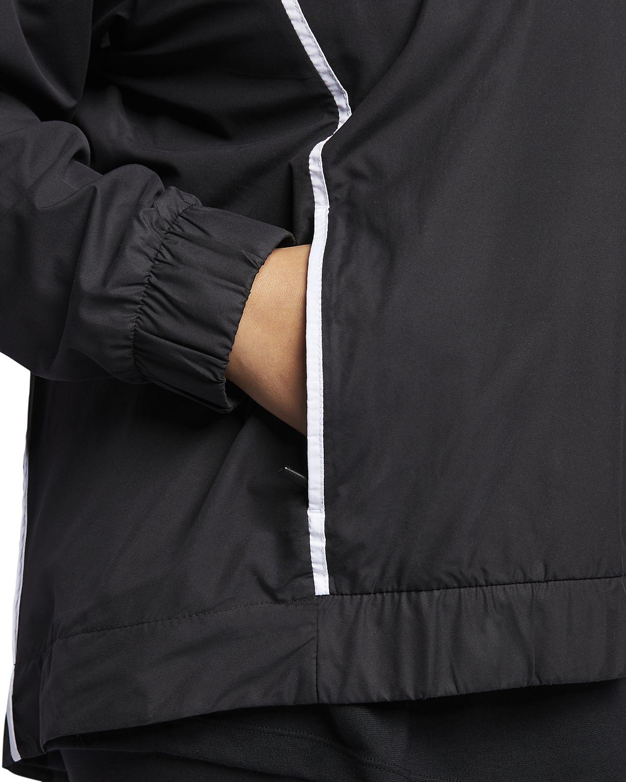 f89751e4559a Jacka Nike Sportswear Windrunner för kvinnor (stora storlekar). Nike ...