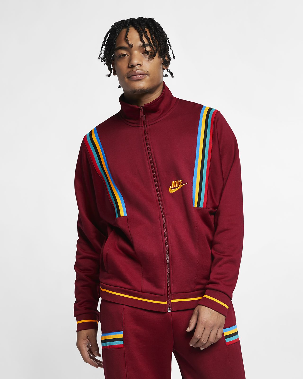 Nike Sportswear French Terry 男子夹克