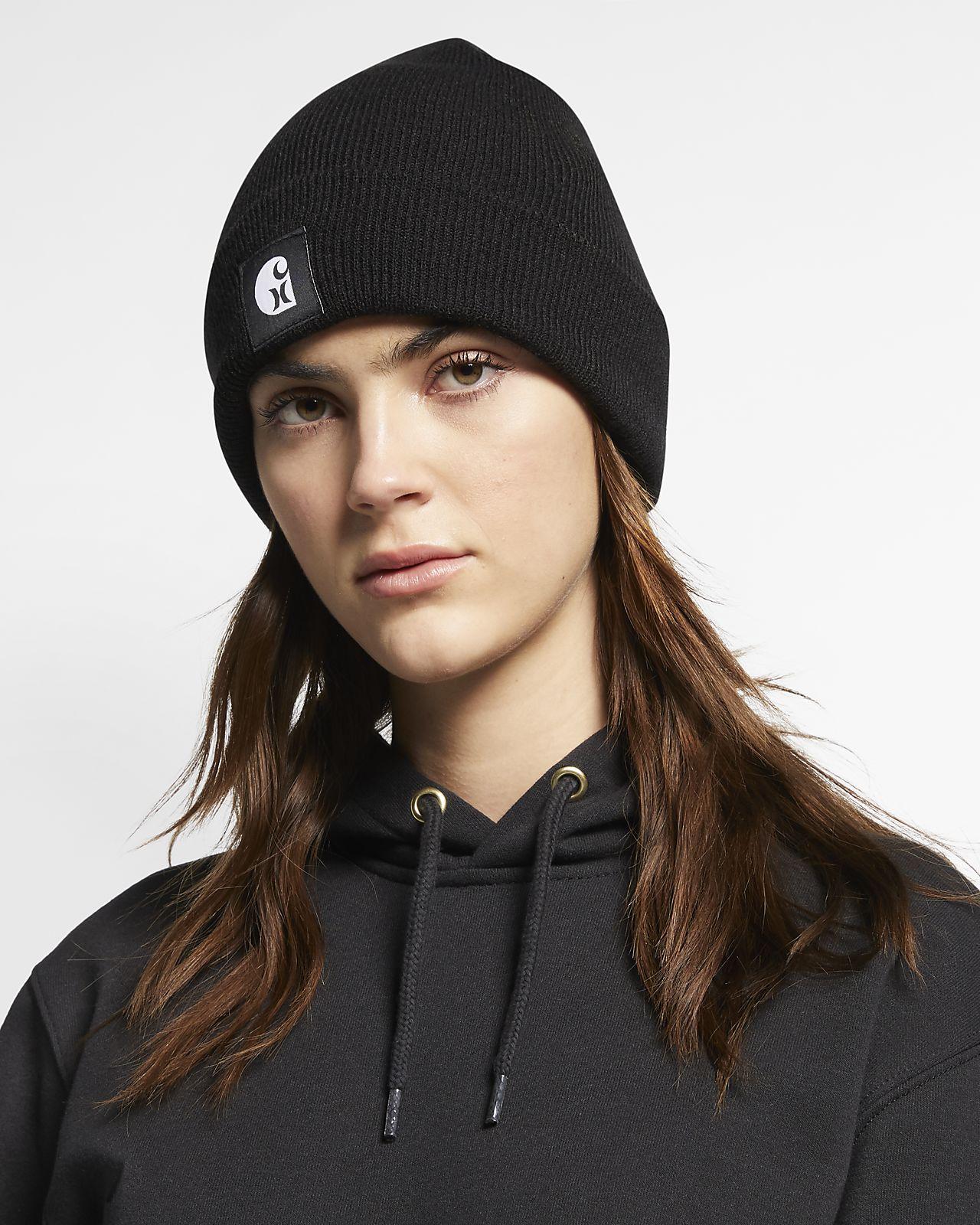 ca5fa8dd69aca0 Hurley x Carhartt Unisex Beanie. Nike.com