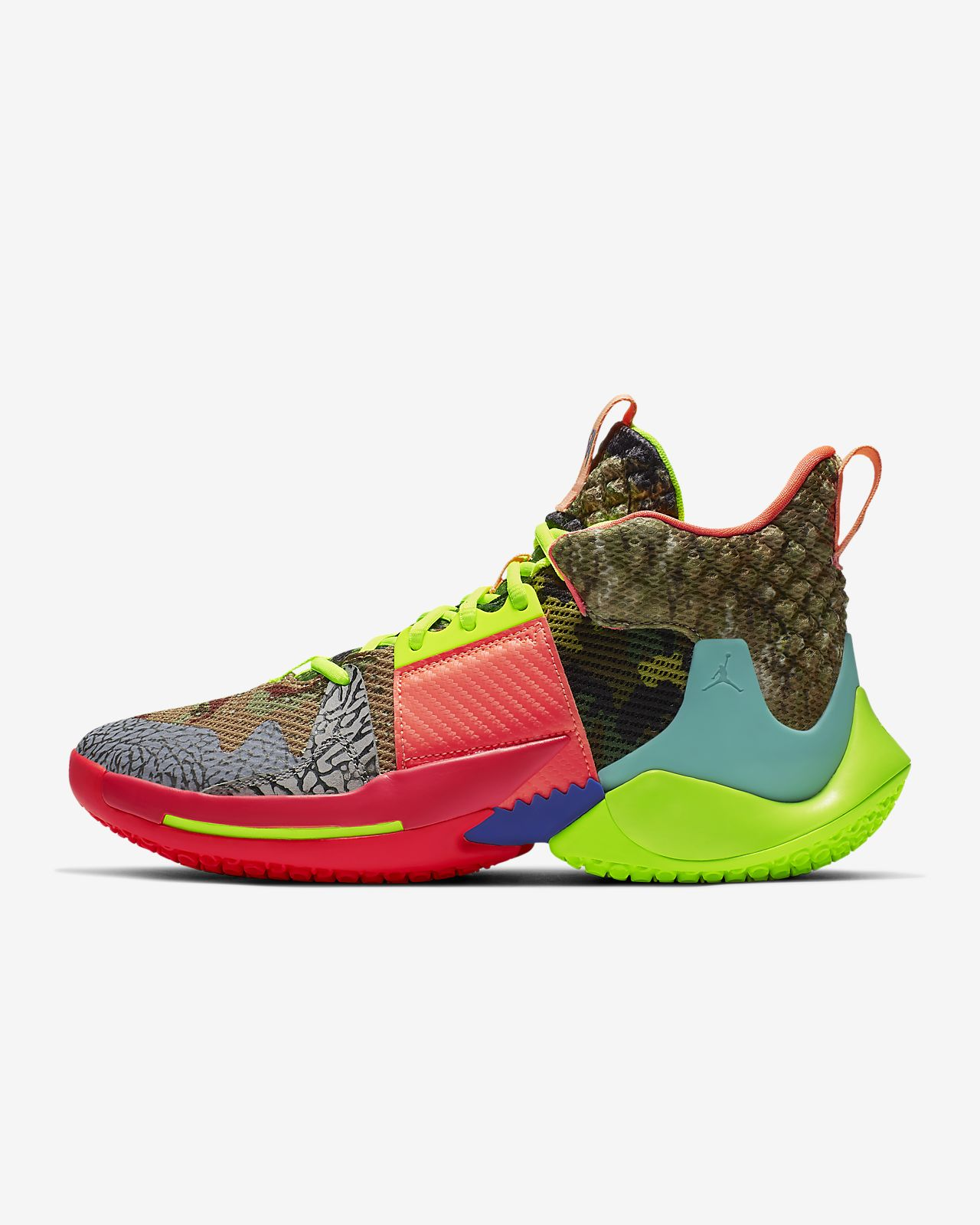 d11f28020b Jordan 'Why Not?' Zer0.2 SP Basketball Shoe