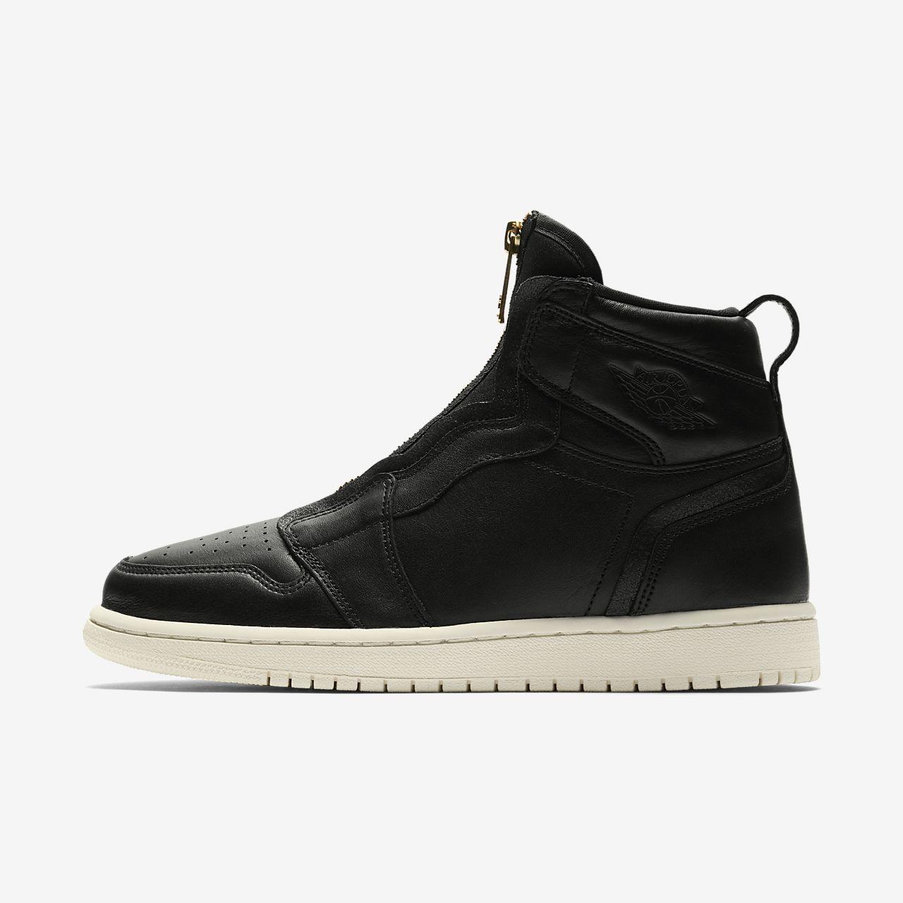 magasin en ligne ef6de 09ddf Chaussure Air Jordan 1 High Zip pour Femme