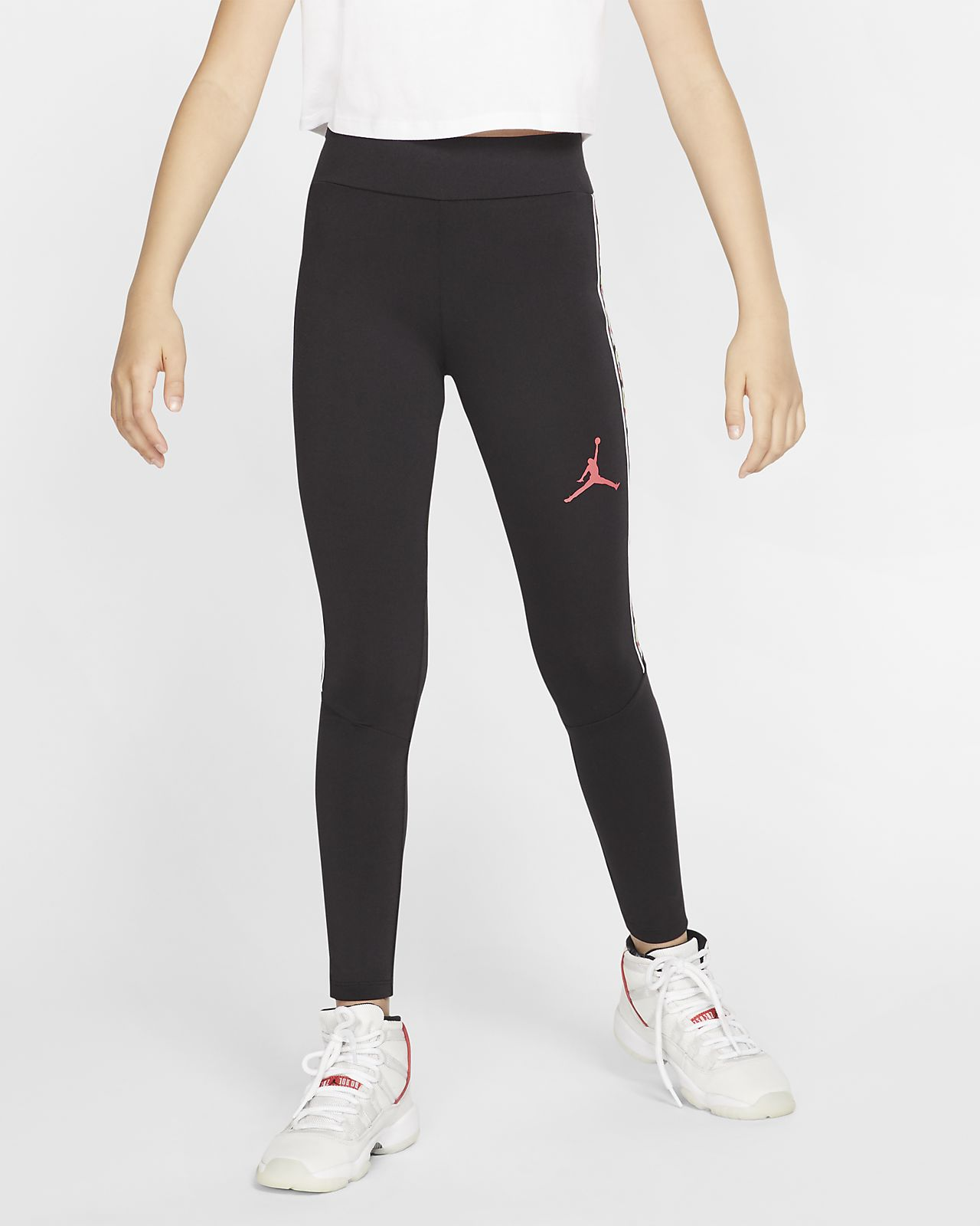 Jordan Dri-FIT Big Kids' (Girls') Leggings