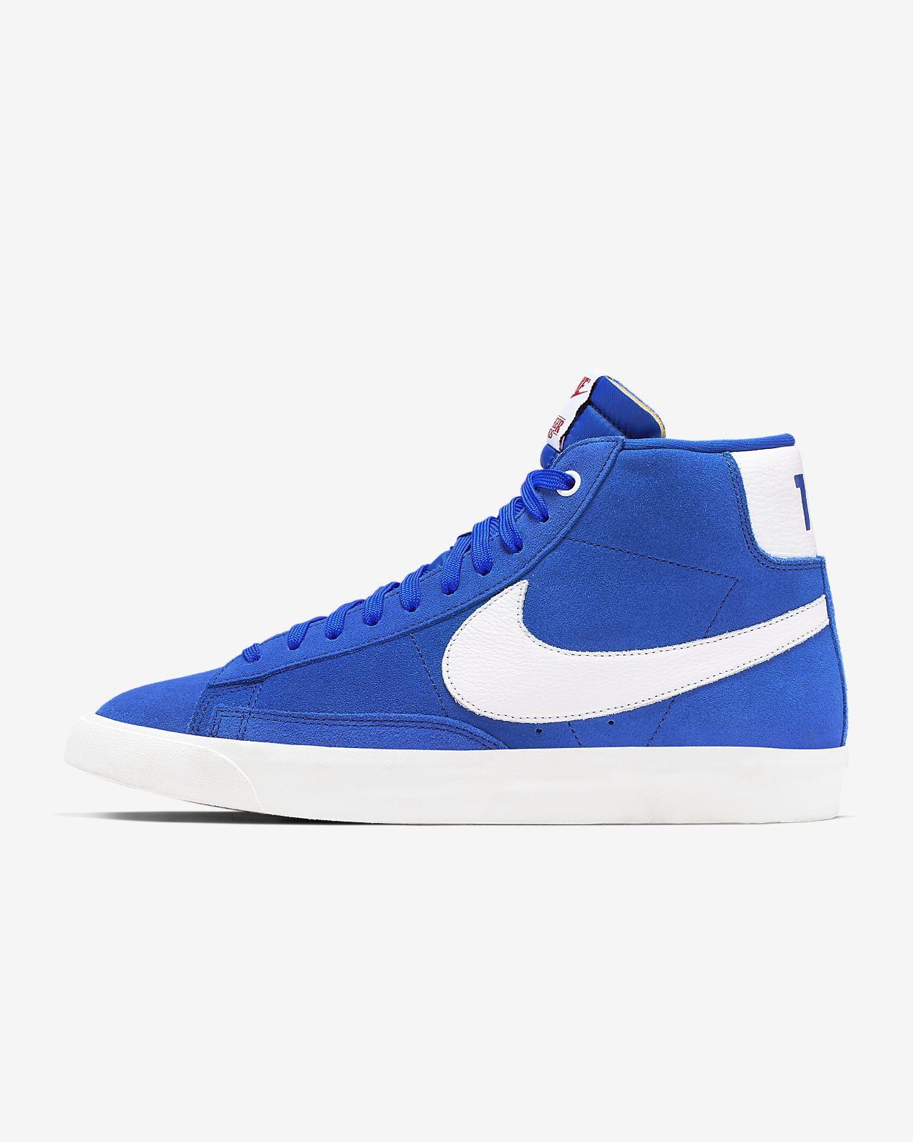 Nike x Stranger Things Blazer Mid (7 月 4 日) 男鞋