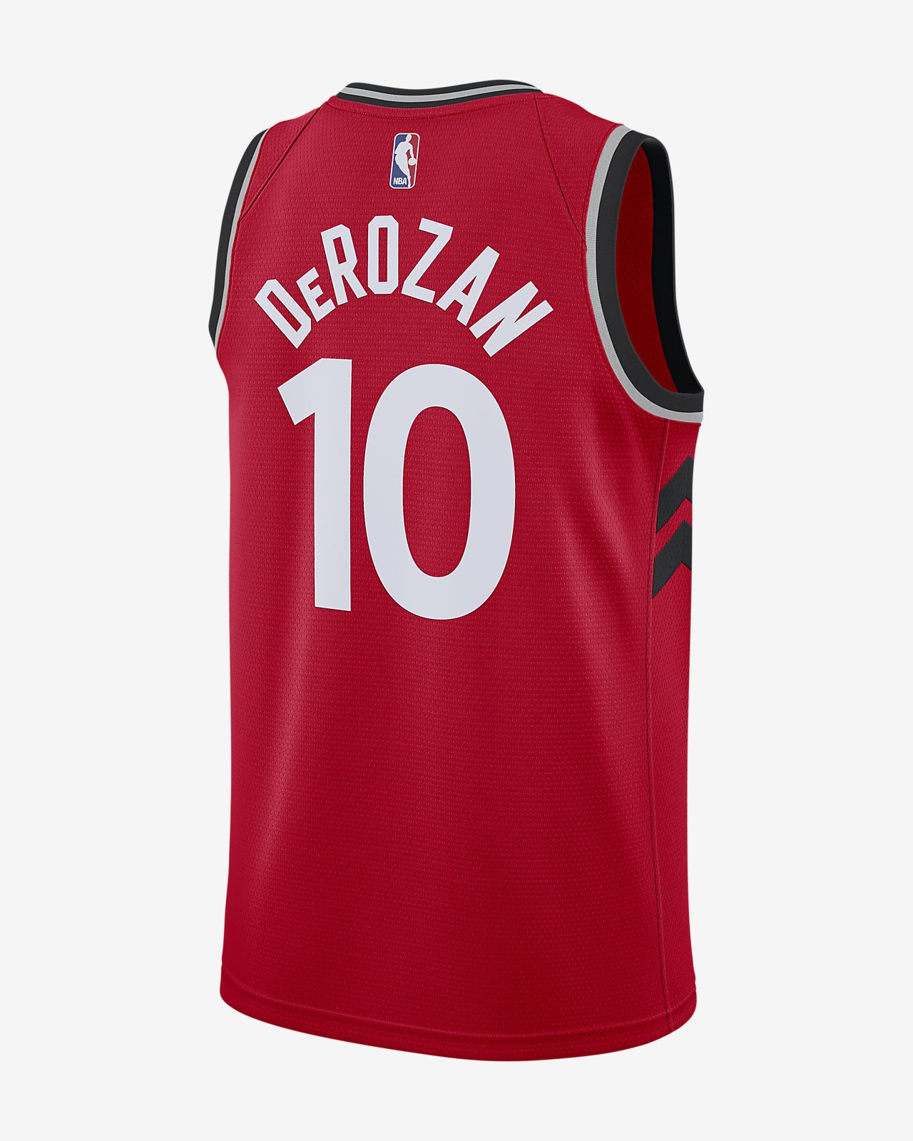 ... DeMar DeRozan Icon Edition Swingman (Toronto Raptors) Men s Nike NBA  Connected Jersey cbdccca41