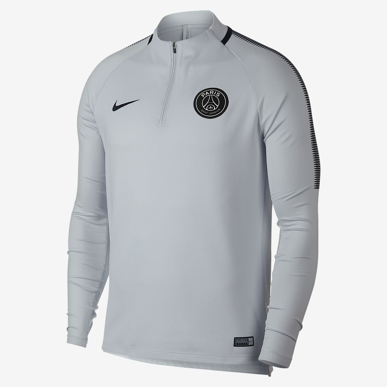 ... Paris Saint-Germain Dri-FIT Squad Drill Men's Football Top