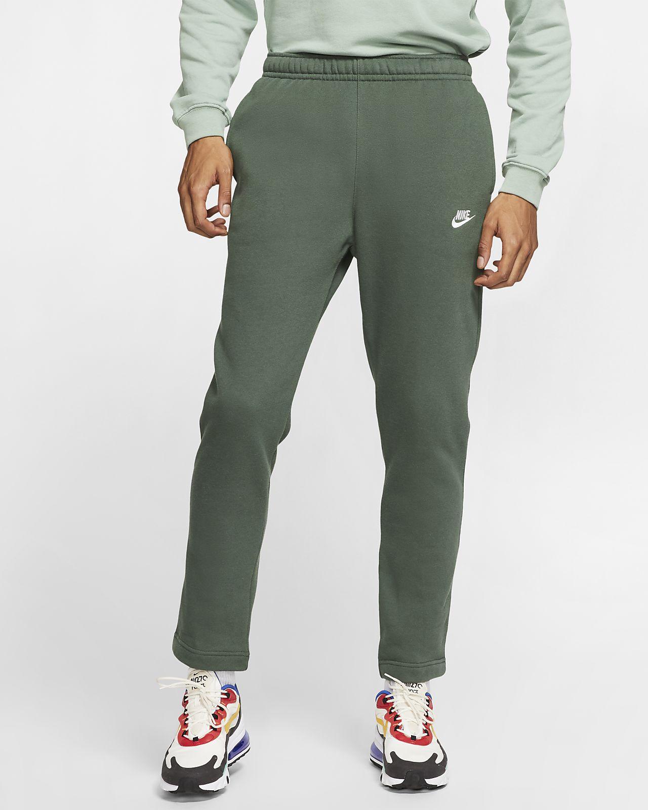 Club Sportswear Nike Men's Fleece Pants BoxerCd