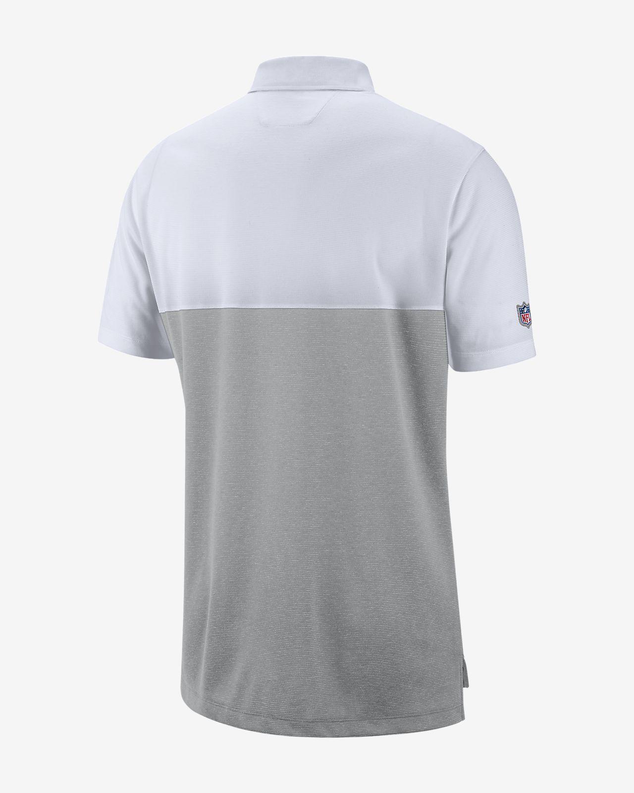 8f48583c Nike Breathe (NFL Texans) Men's Polo