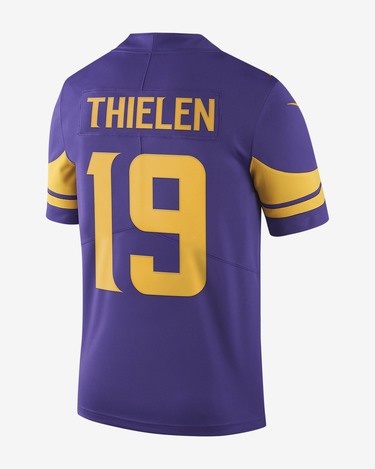 reputable site 6be60 079c6 NFL Minnesota Vikings Limited (Adam Thielen) Men's Football Jersey