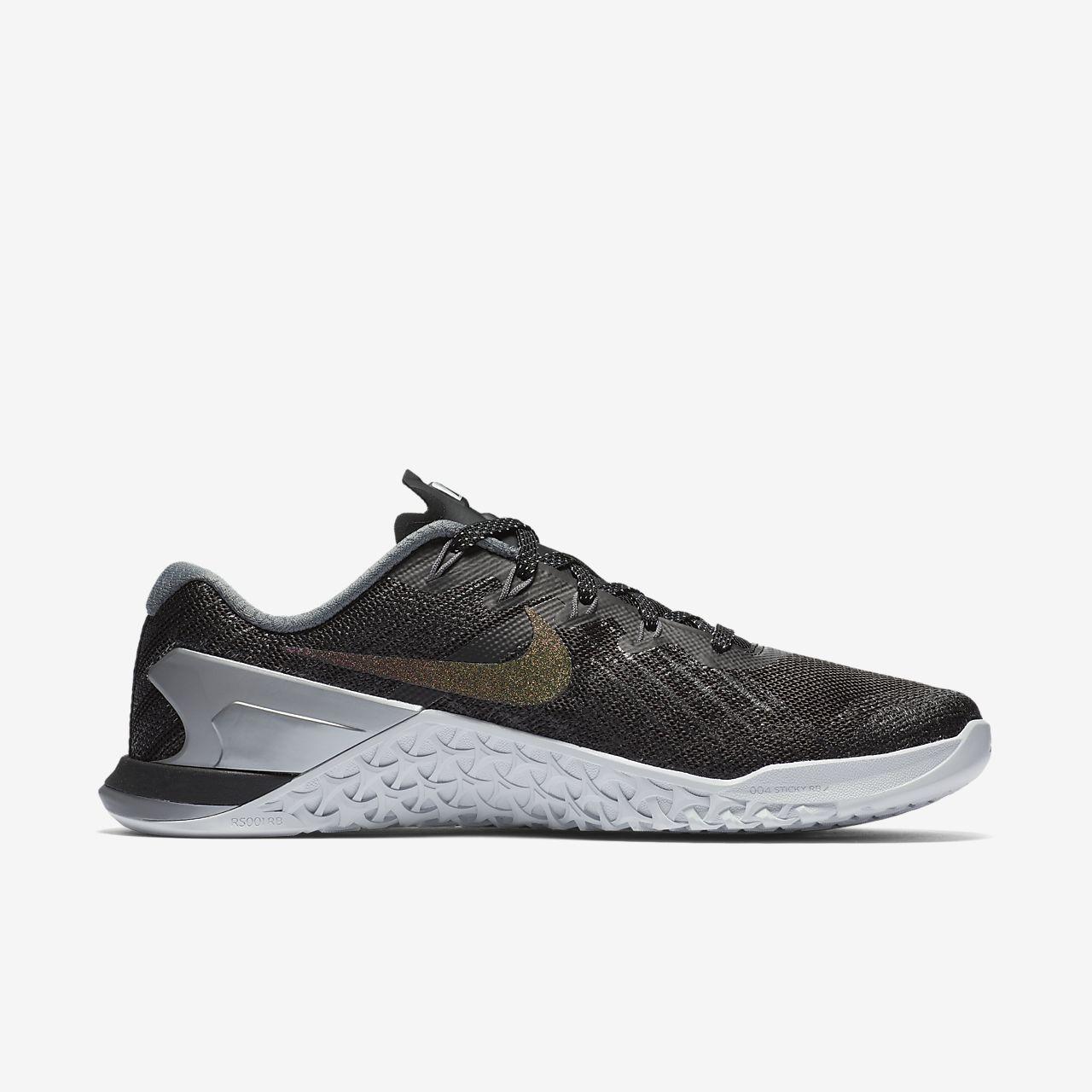 ... Nike Metcon 3 Metallic Women's Training Shoe
