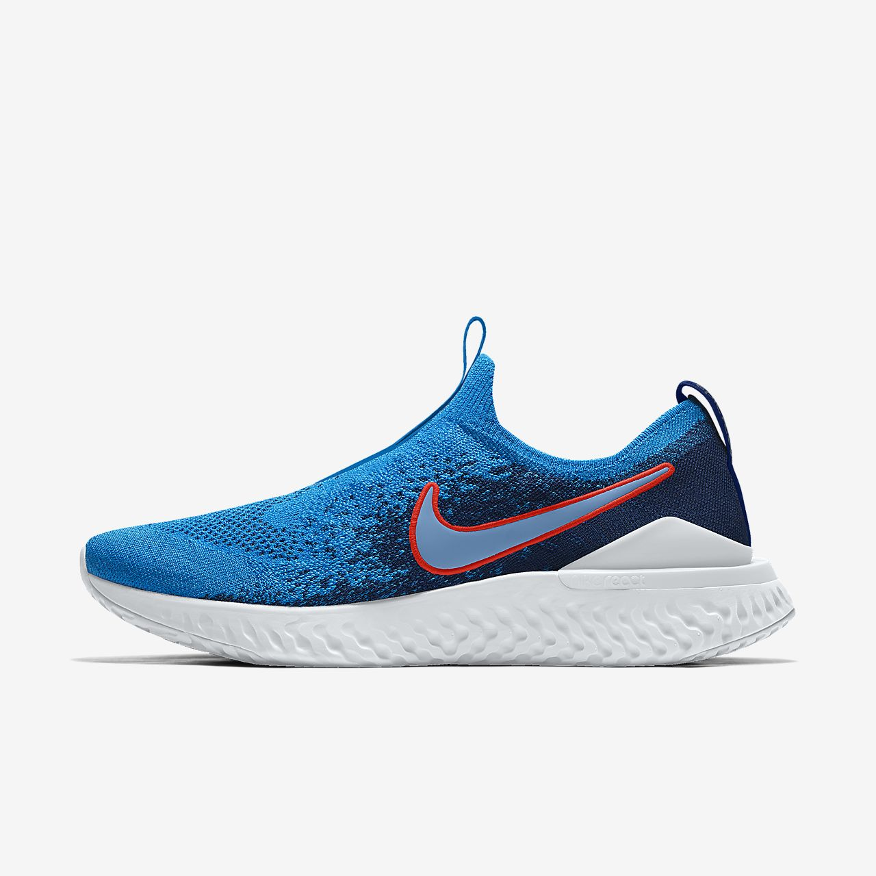 Nike Epic Phantom React Flyknit By You Sabatilles personalitzables de running - Dona