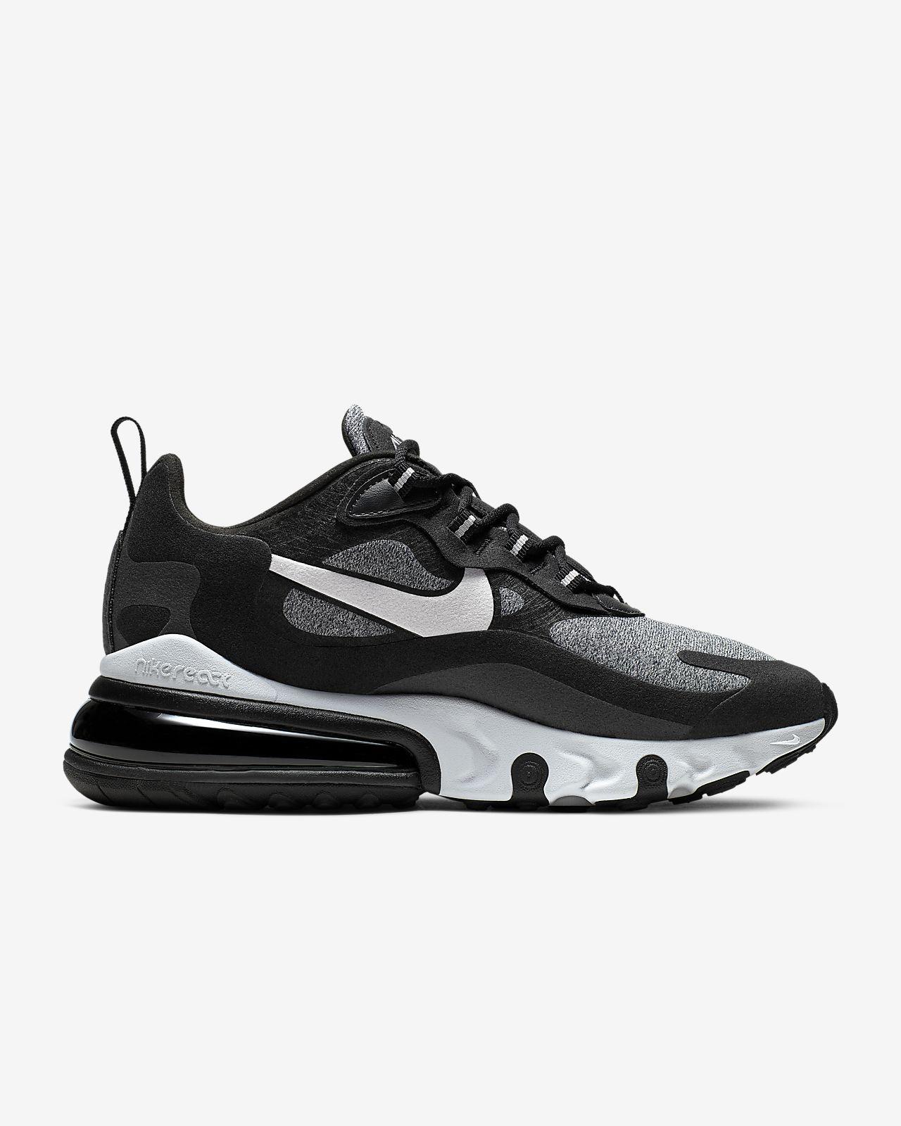 watch 8ccbd b6fb7 Nike Air Max 270 React (Optical) Women's Shoe