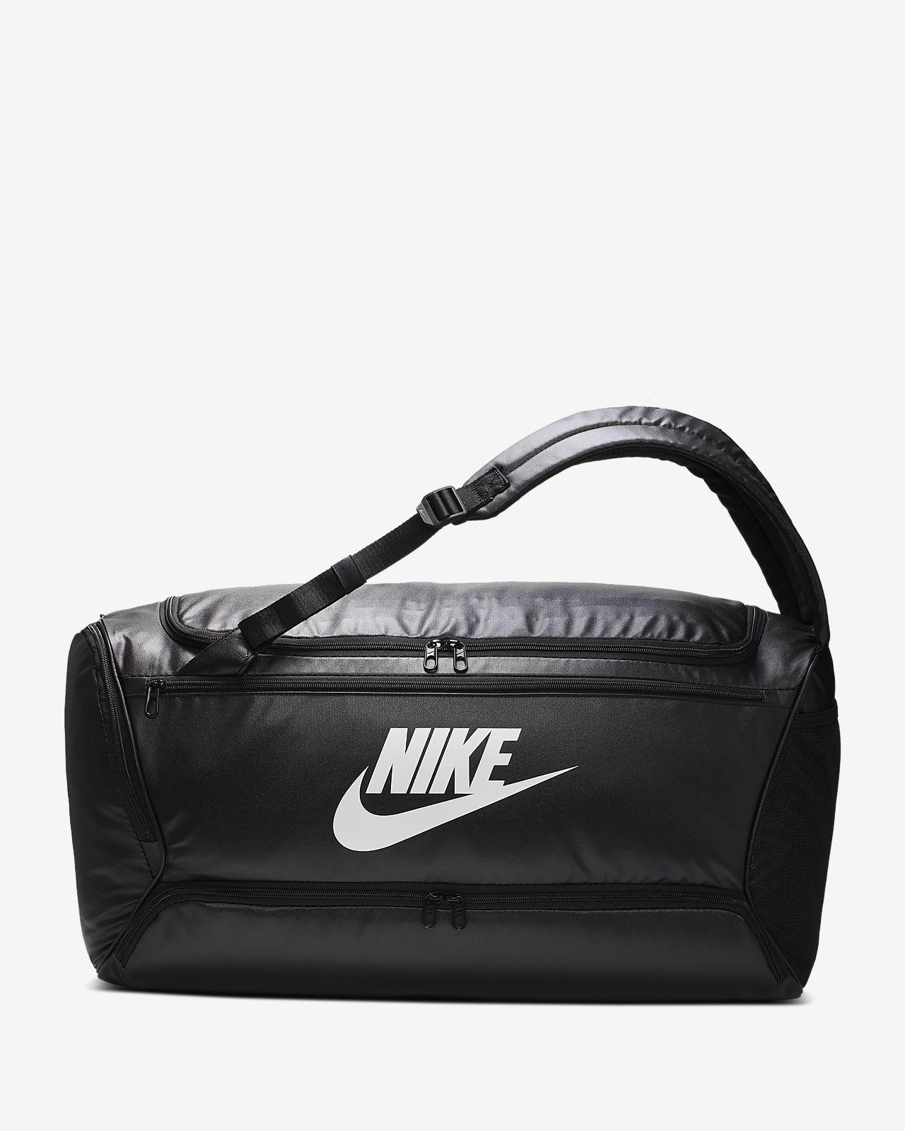 Σακίδιο/τσάντα γυμναστηρίου για προπόνηση με ευέλικτη σχεδίαση Nike Brasilia