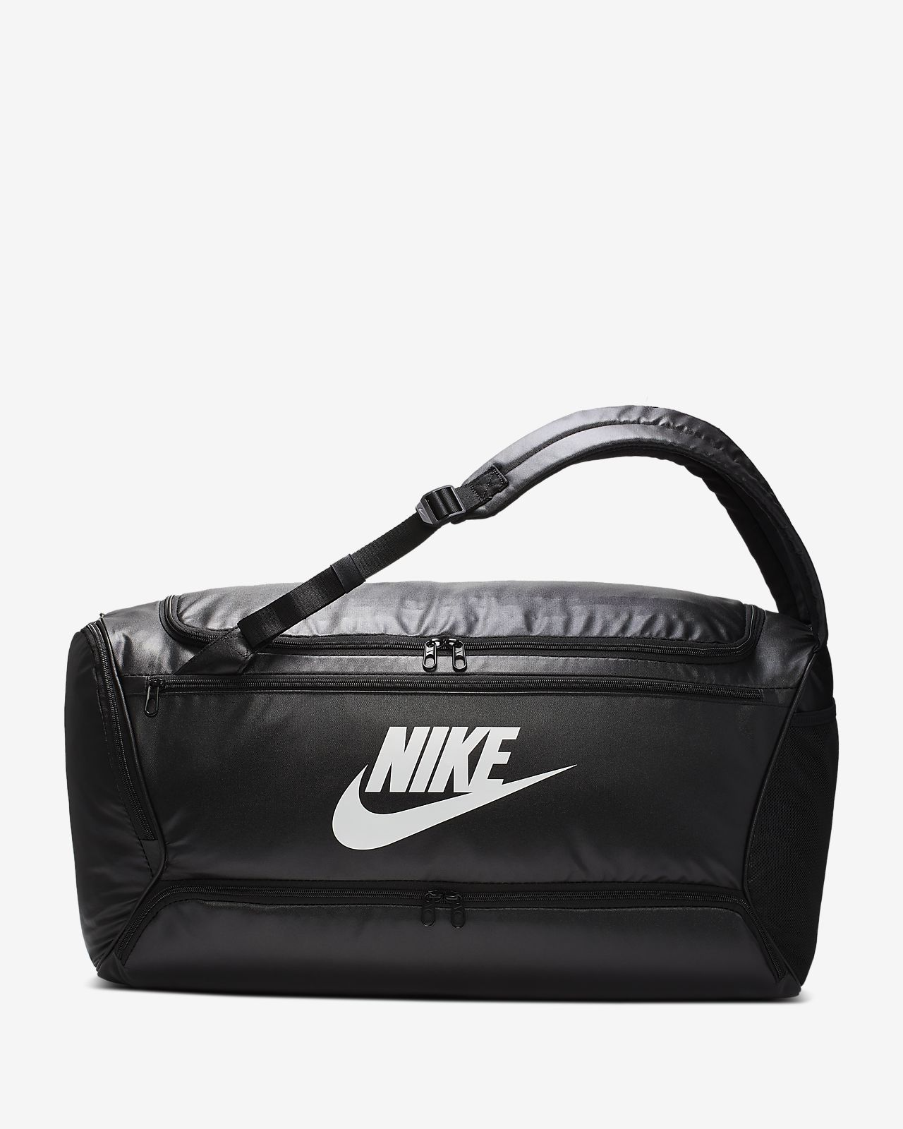 Borsone/zaino convertibile da training Nike Brasilia