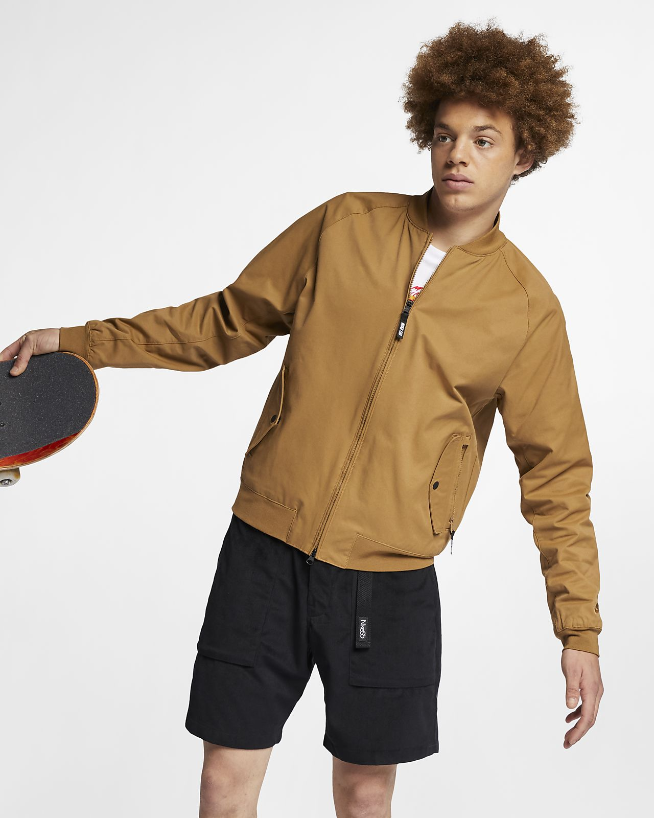 Nike SB Men's Skate Bomber Jacket