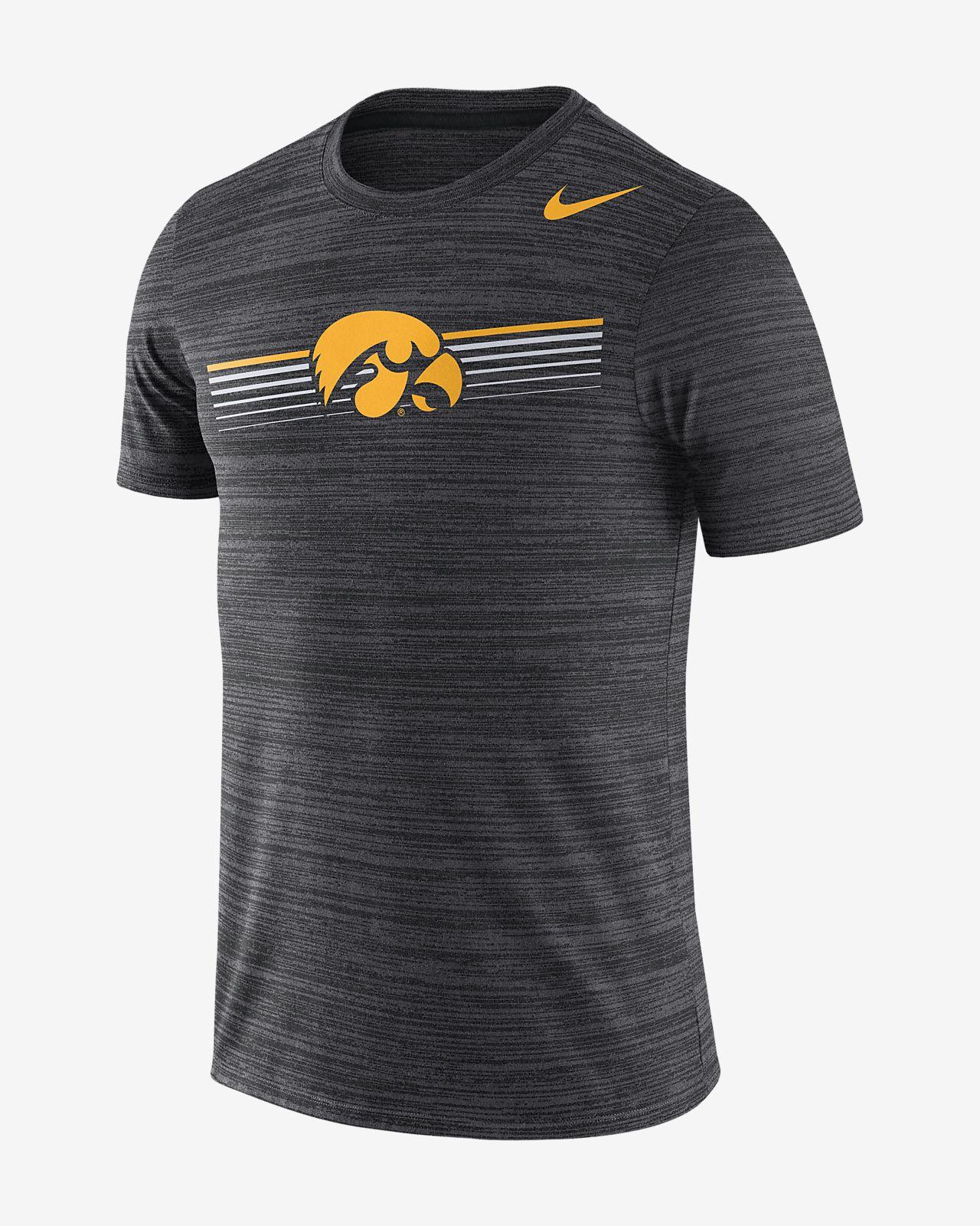 Nike College Dri-FIT Legend Velocity (Iowa) Men's T-Shirt
