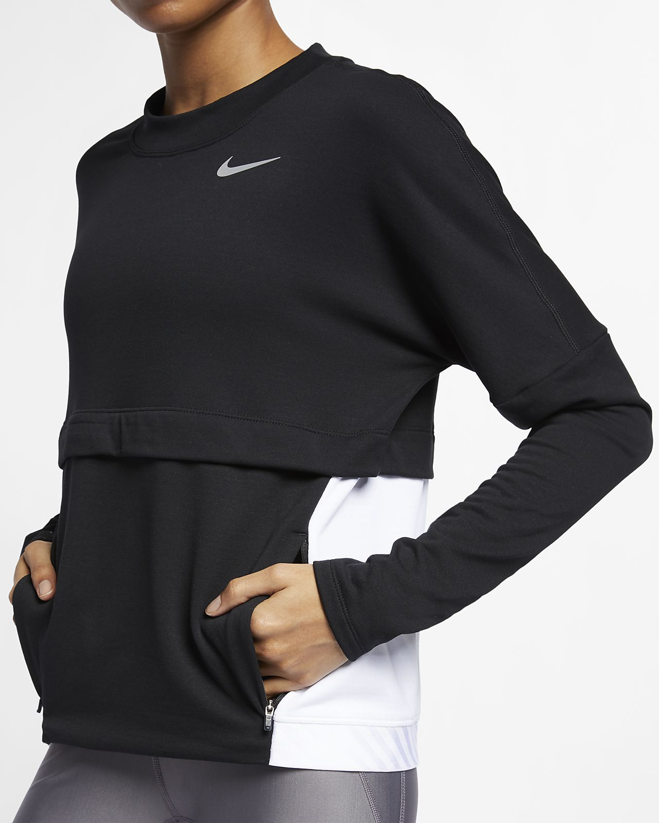 Haut de running Nike Therma Sphere pour Femme