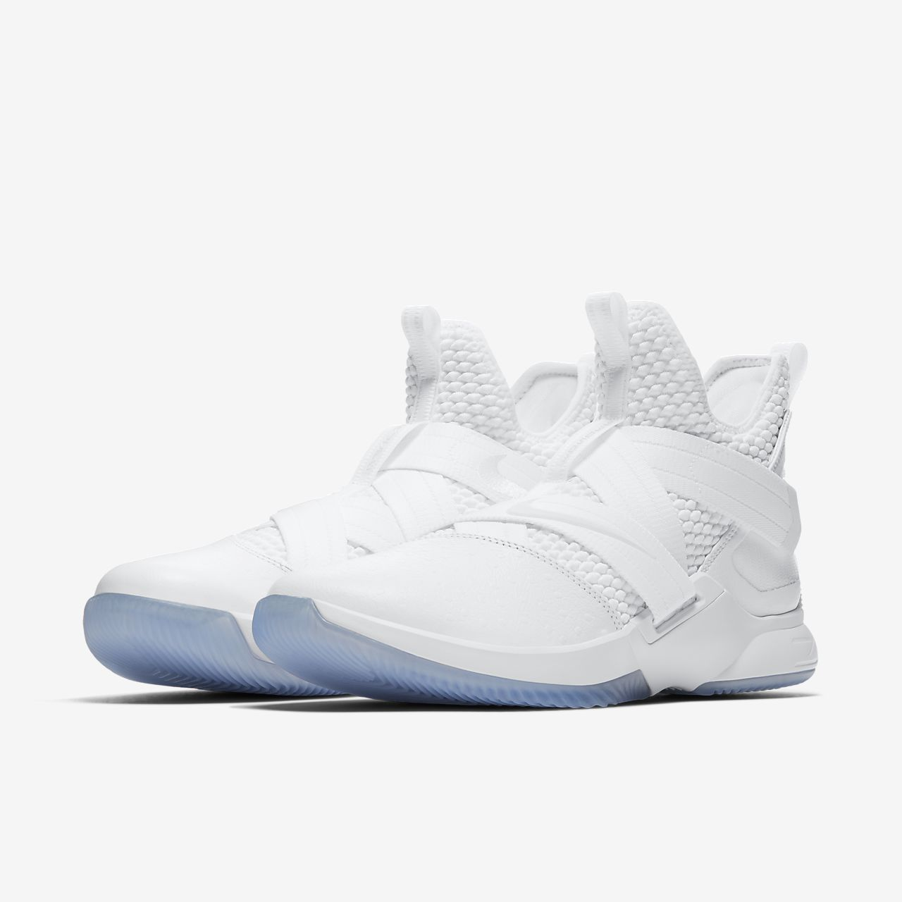 meet bd5cb cd618 Chaussure de basketball LeBron Soldier 12 SFG. Nike.com FR