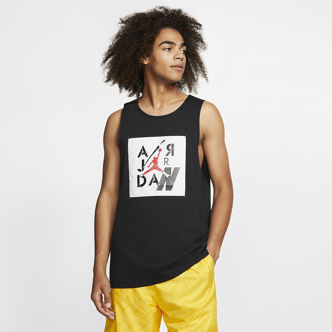babba2ac2b Camiseta de tirantes para hombre Jordan Legacy AJ4. Nike.com CL
