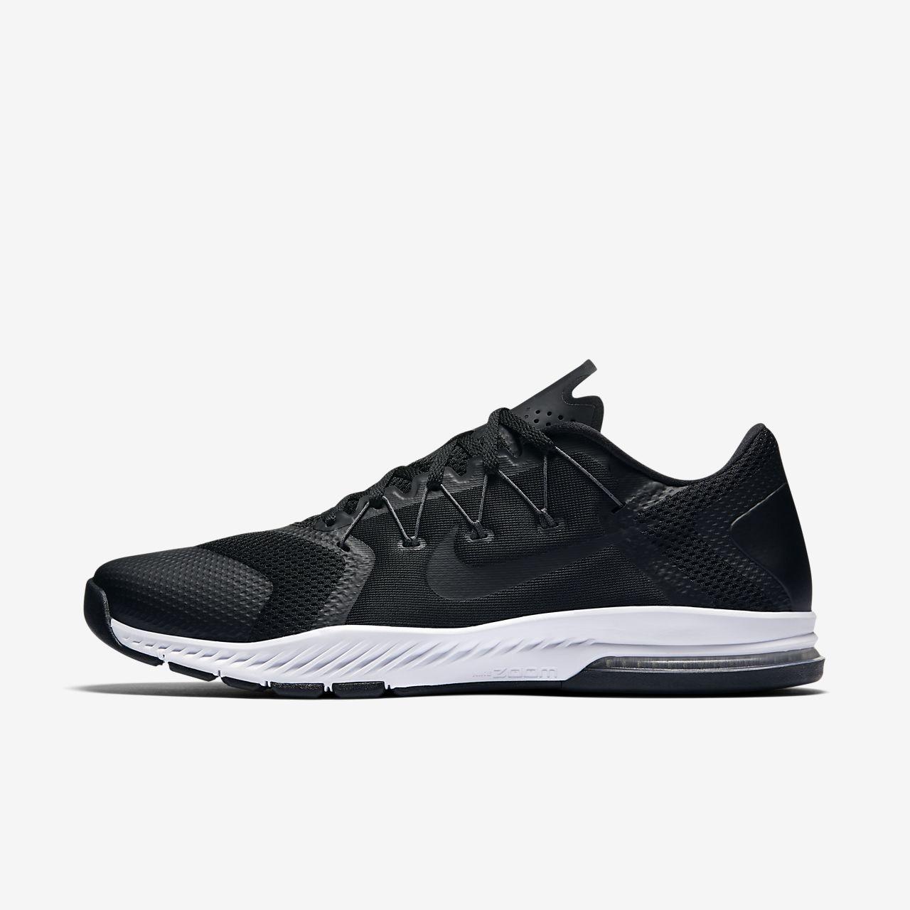 size 40 86dae efa59 ... noir blanc bleu 9aa4a 606f8 coupon chaussure de training nike zoom  train complete pour homme eb920 5f11e ...