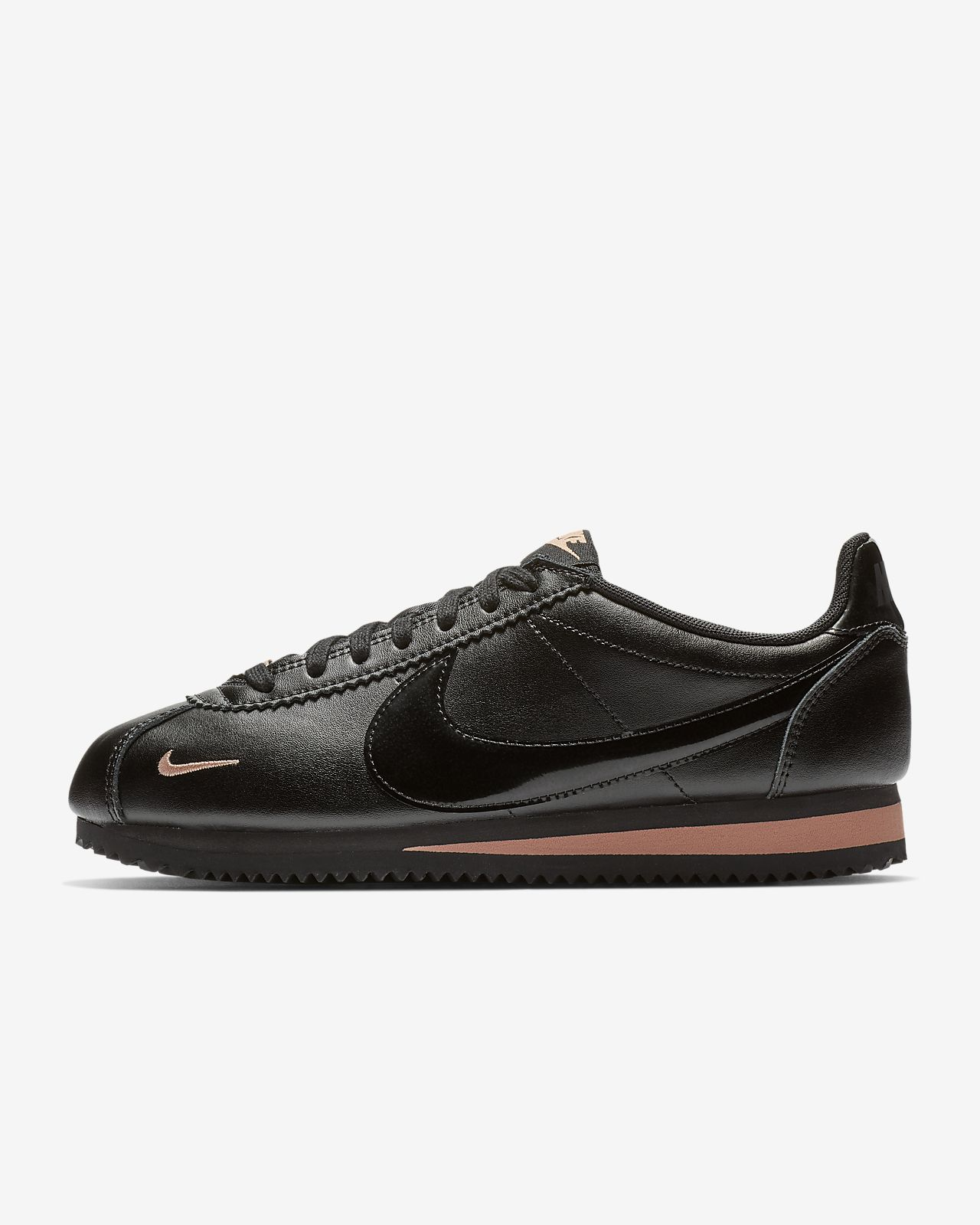 best sneakers 99ff4 bf2f0 ... Nike Classic Cortez Premium Womens Shoe