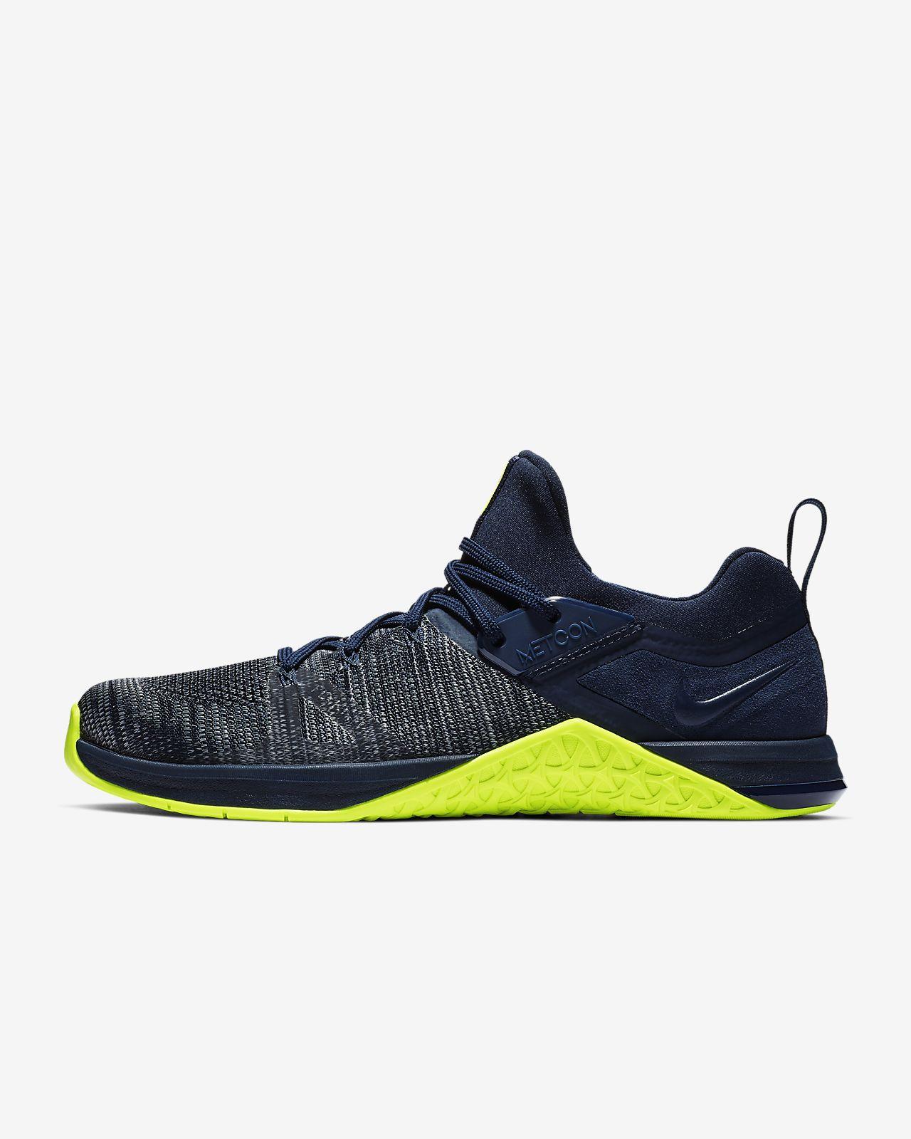 9a68ff4e7afd1 ... Nike Metcon Flyknit 3 Zapatillas de cross training y levantamiento de  pesas - Hombre